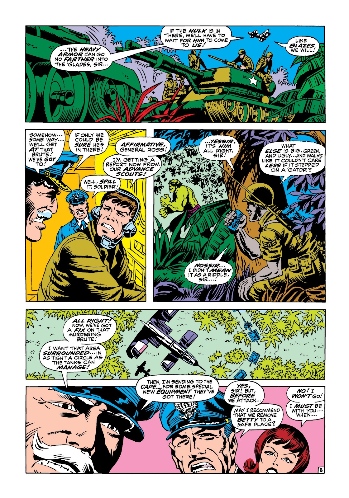 Read online Marvel Masterworks: The Incredible Hulk comic -  Issue # TPB 5 (Part 3) - 24