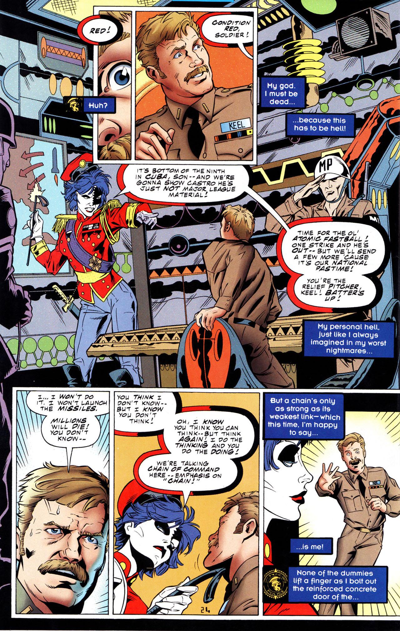 Read online Tangent Comics/ The Joker comic -  Issue # Full - 25
