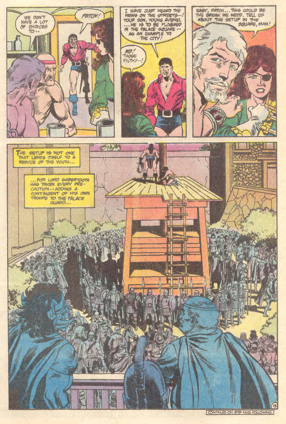 Warlord (1976) issue 89 - Page 13