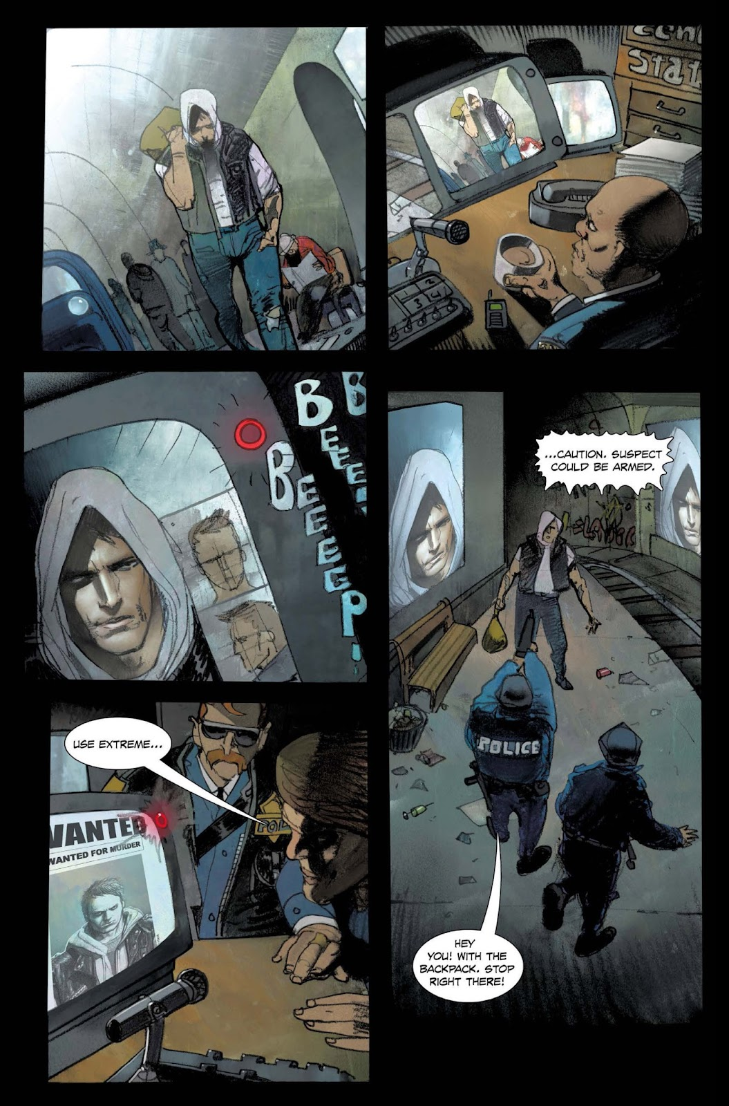 13 Coins issue TPB - Page 87