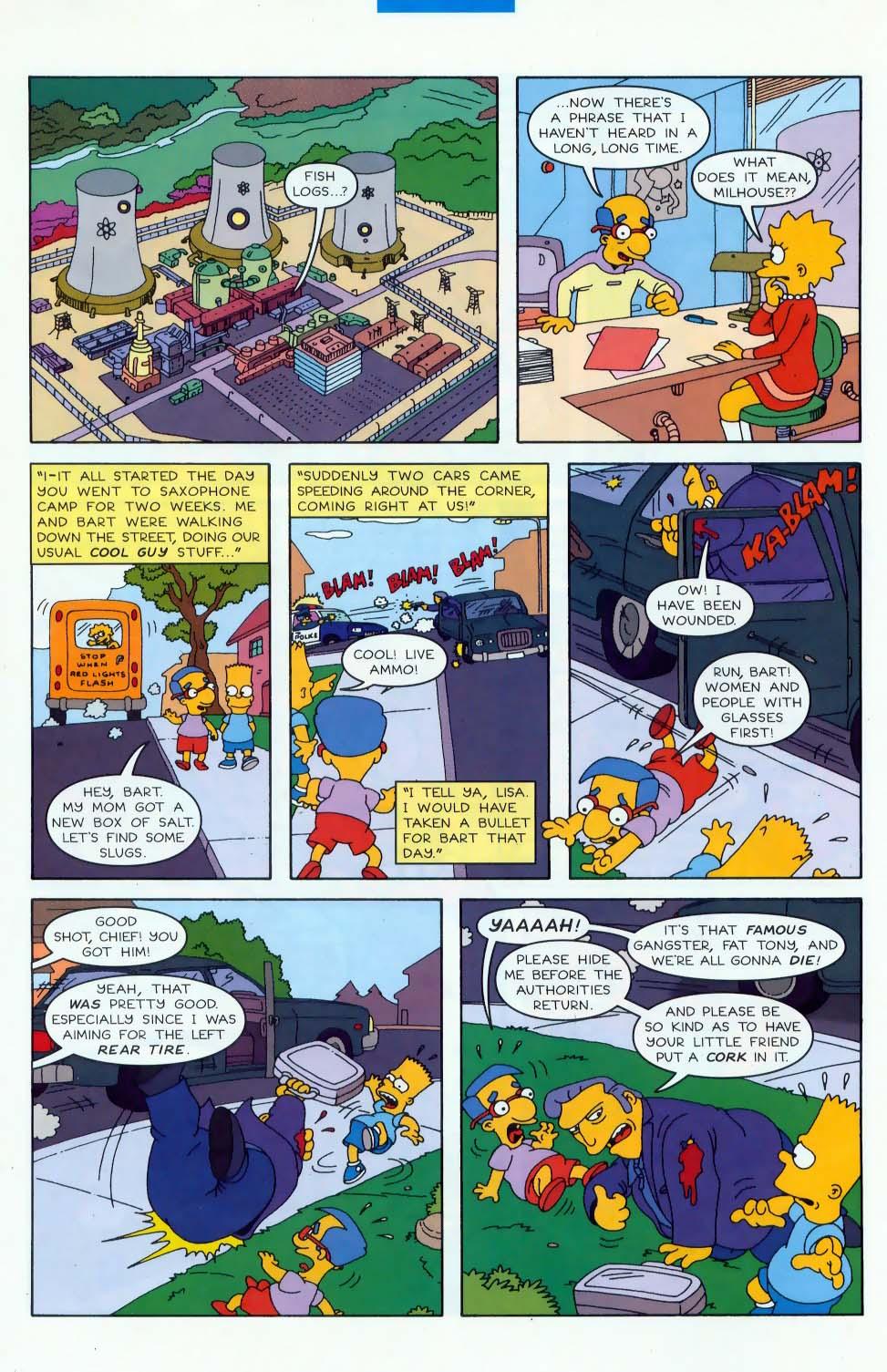 Read online Simpsons Comics comic -  Issue #47 - 5