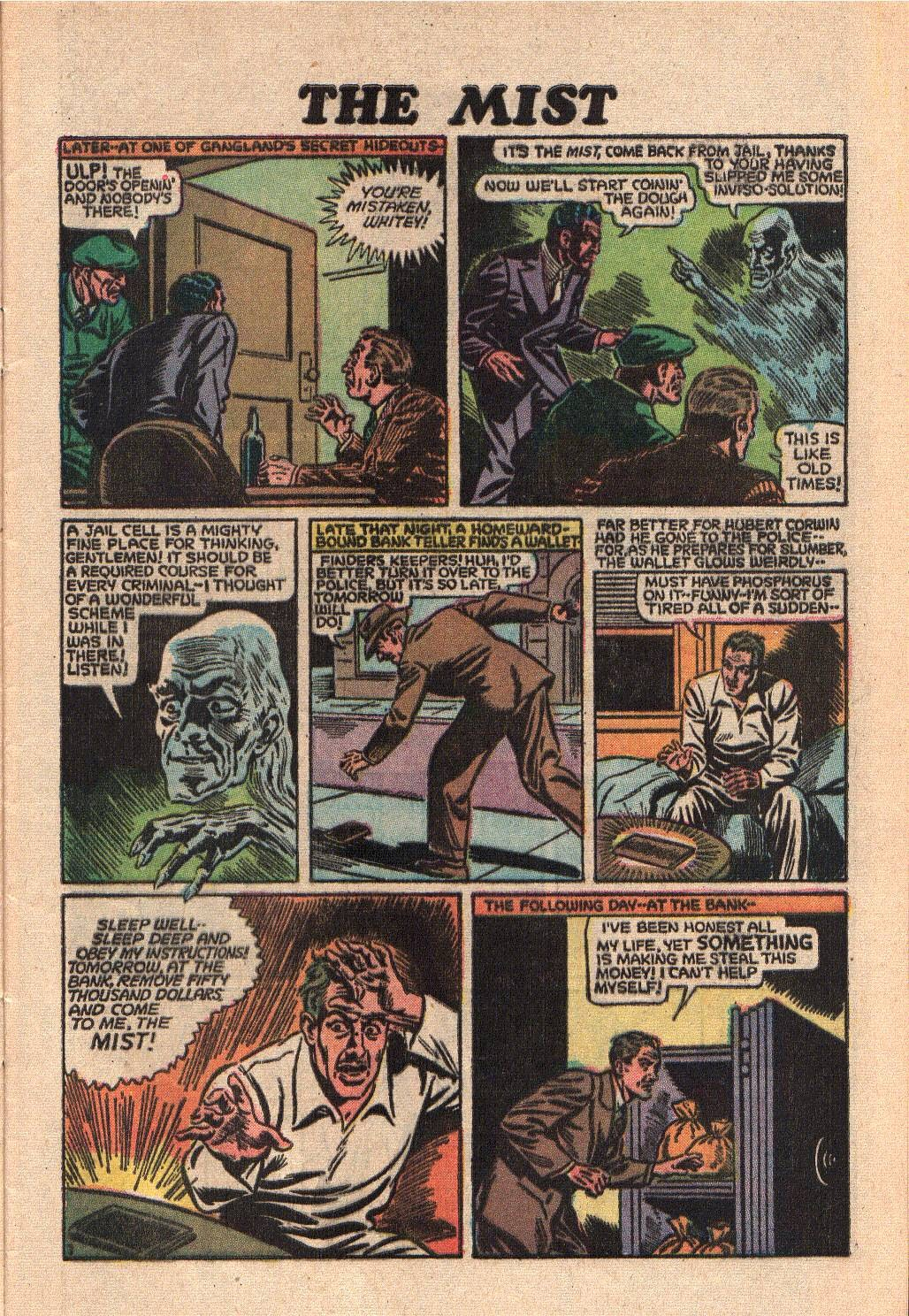 Wanted, the World's Most Dangerous Villains issue 6 - Page 5