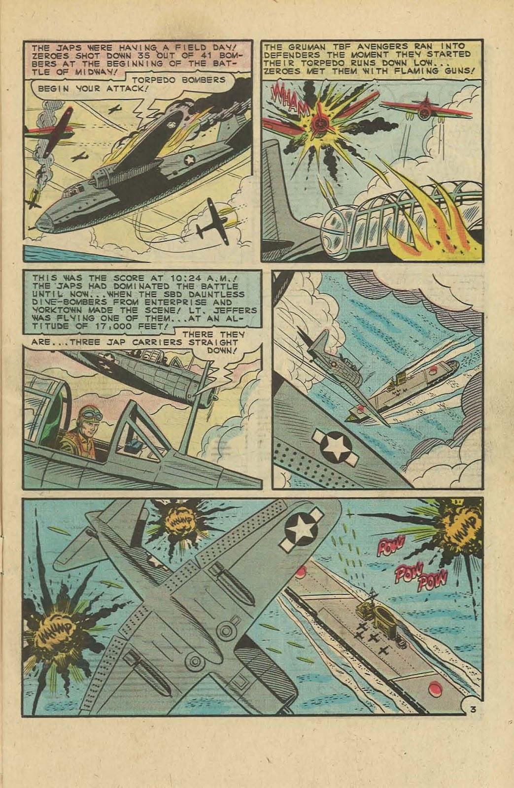 Read online Fightin' Navy comic -  Issue #127 - 5