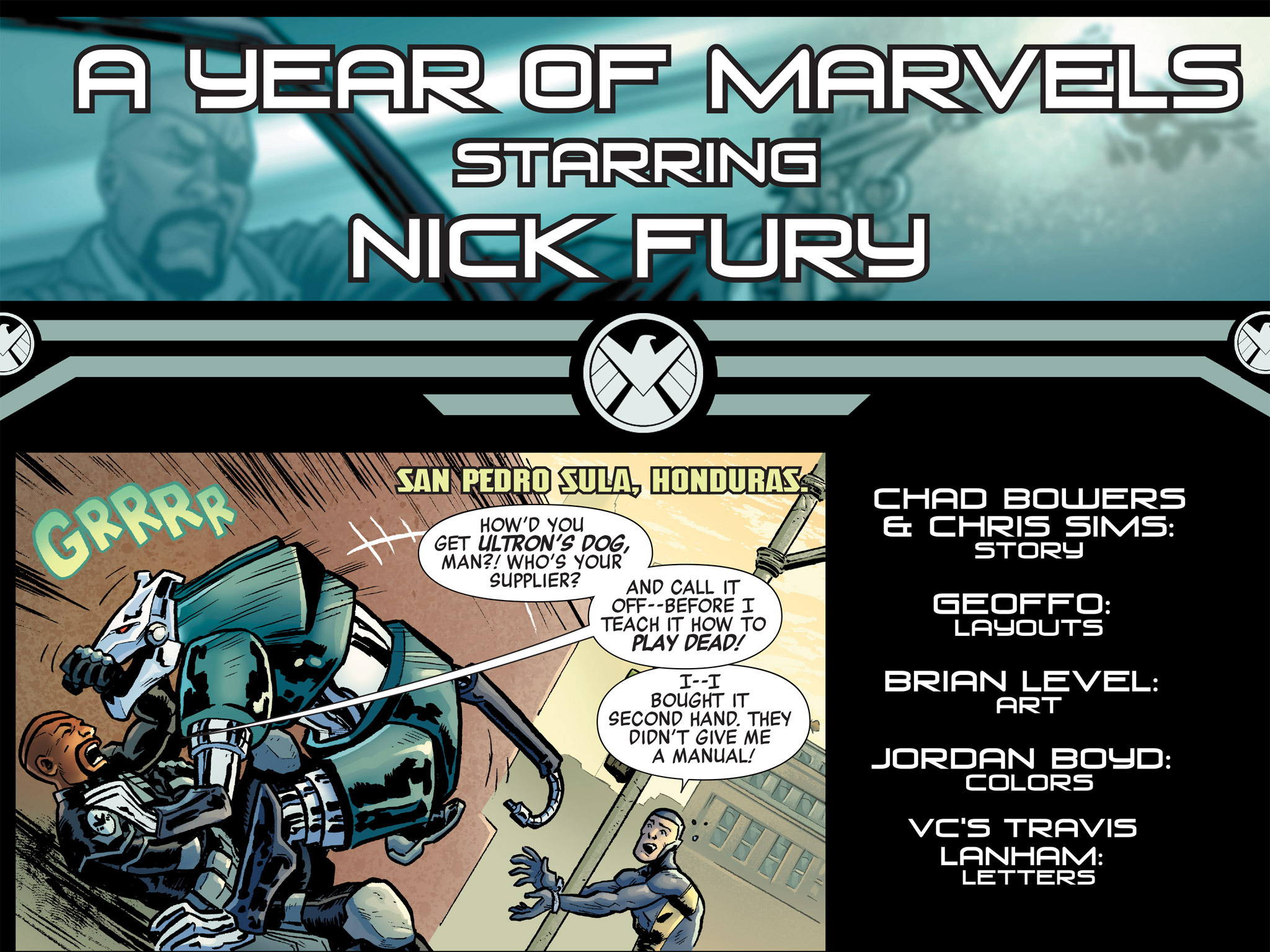 Read online A Year Of Marvels: August Infinite Comic comic -  Issue #A Year Of Marvels: August Infinite Comic Full - 5