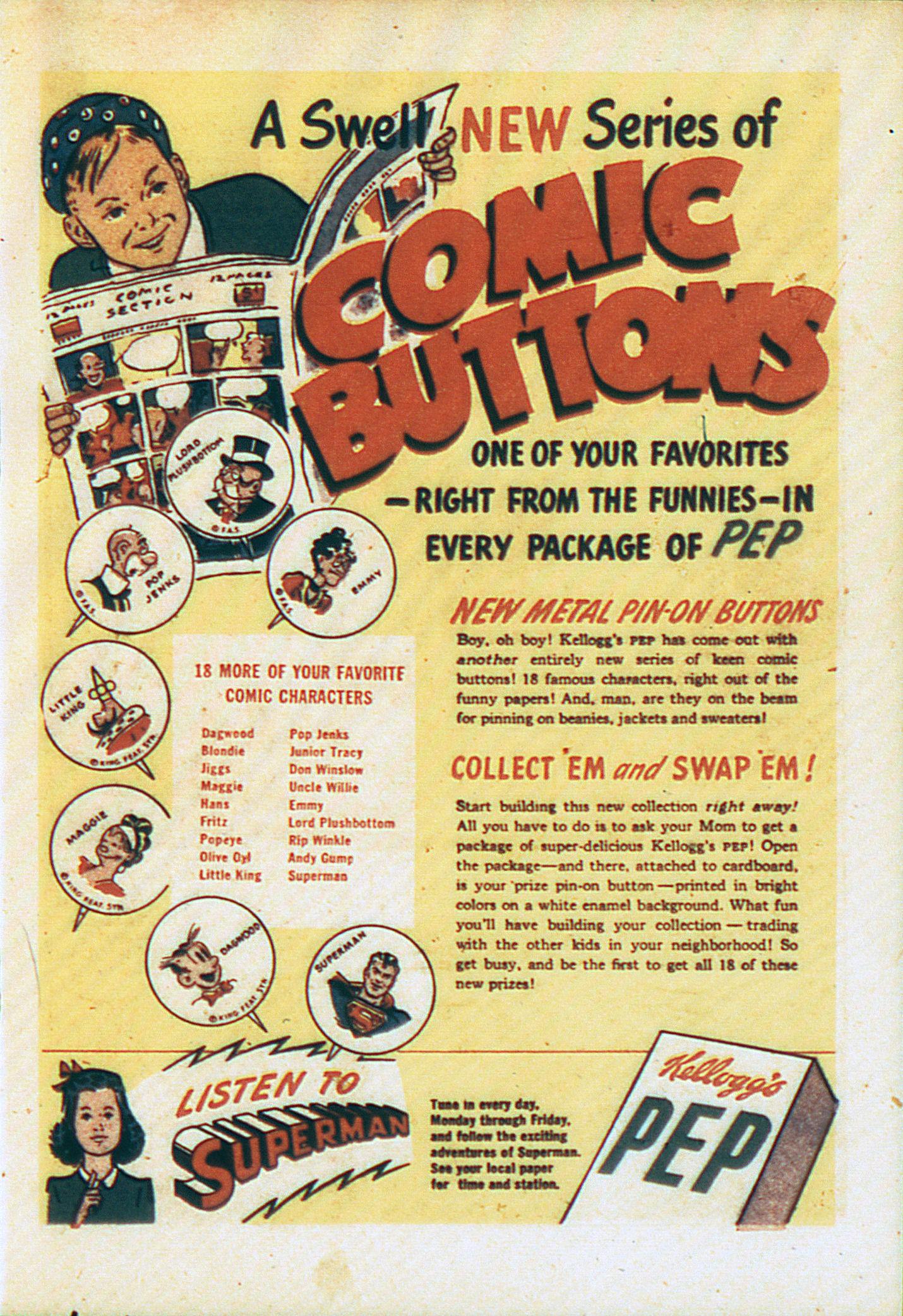 Read online Adventure Comics (1938) comic -  Issue #104 - 30