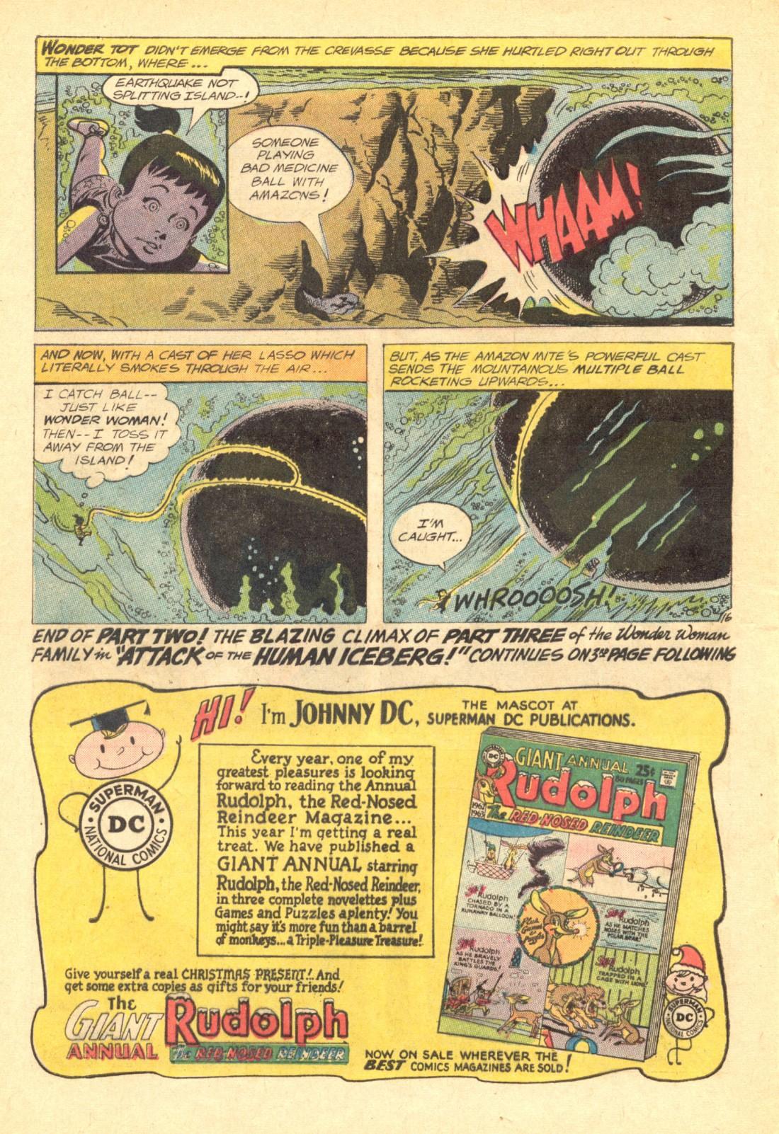 Read online Wonder Woman (1942) comic -  Issue #135 - 20