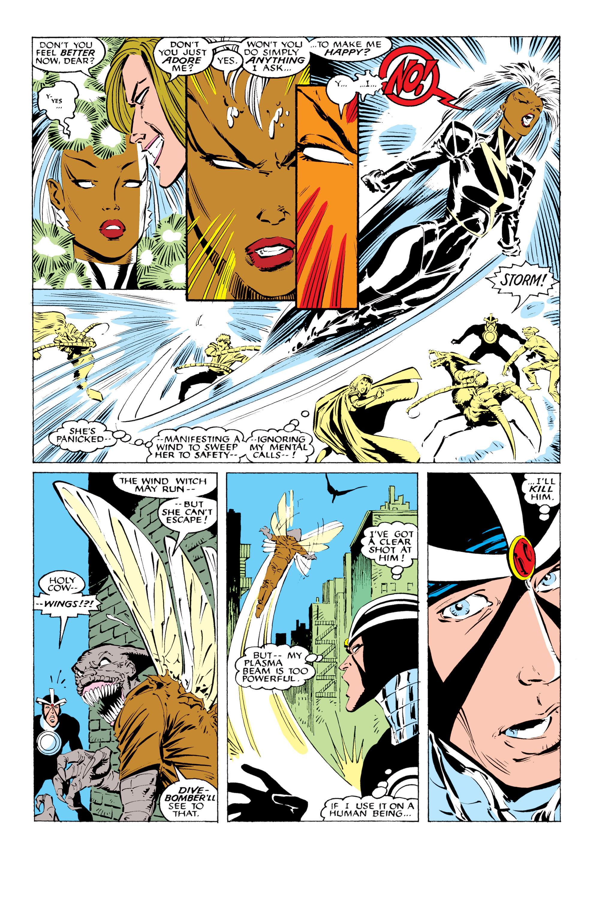 Read online Uncanny X-Men (1963) comic -  Issue #233 - 5