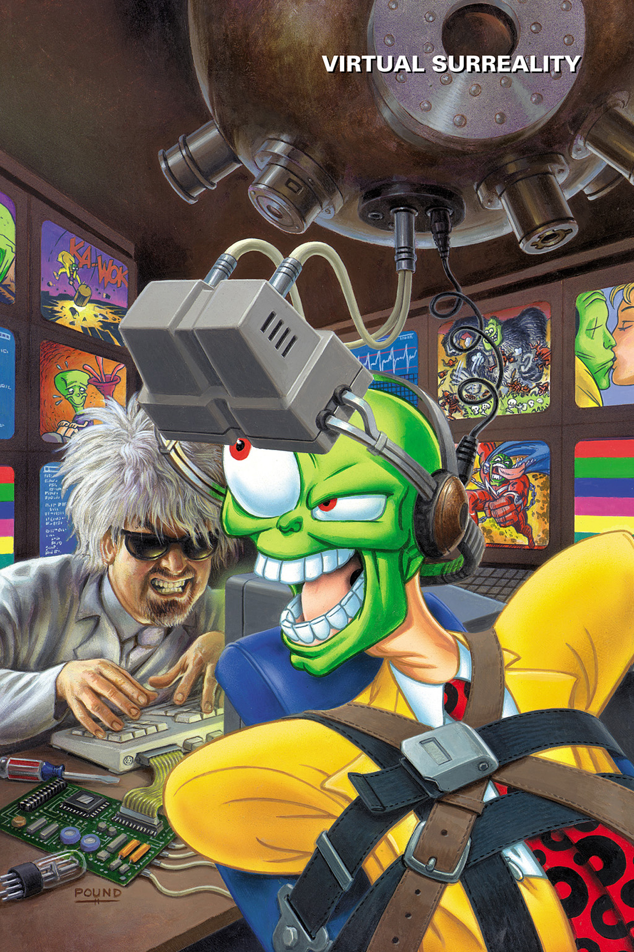 Read online Adventures Of The Mask Omnibus comic -  Issue #Adventures Of The Mask Omnibus Full - 350