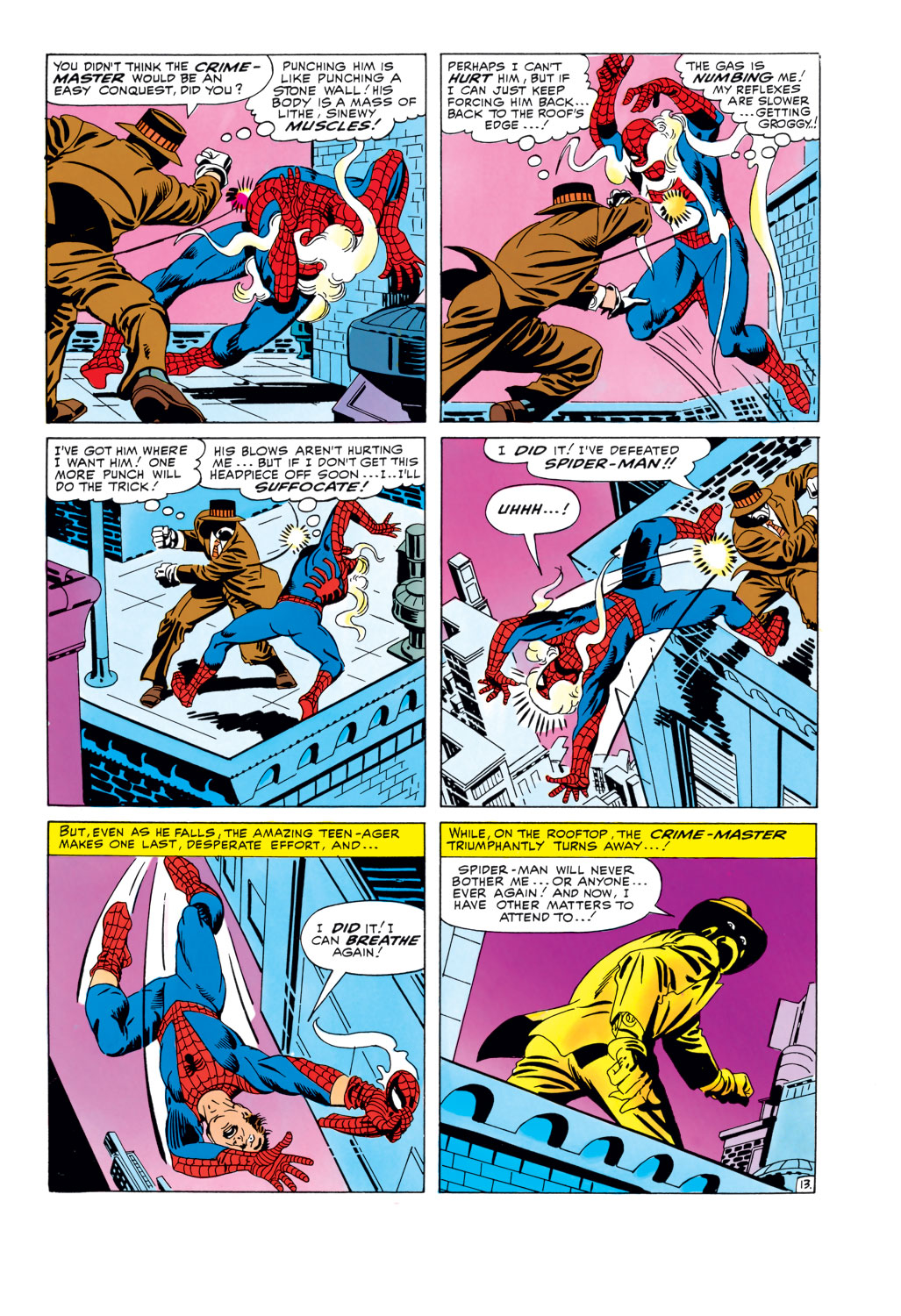 The Amazing Spider-Man (1963) 26 Page 13