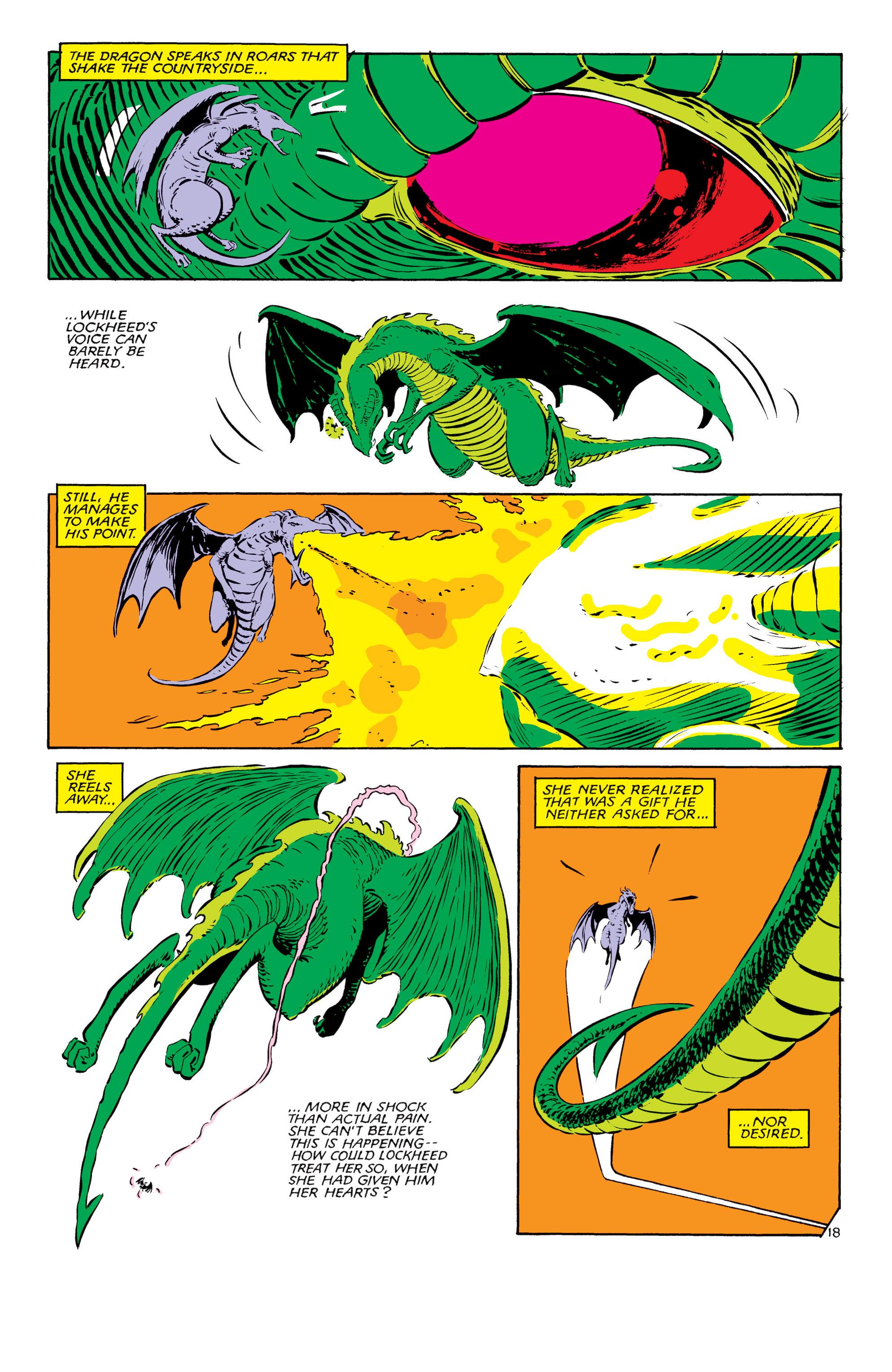 Read online Uncanny X-Men (1963) comic -  Issue #181 - 18