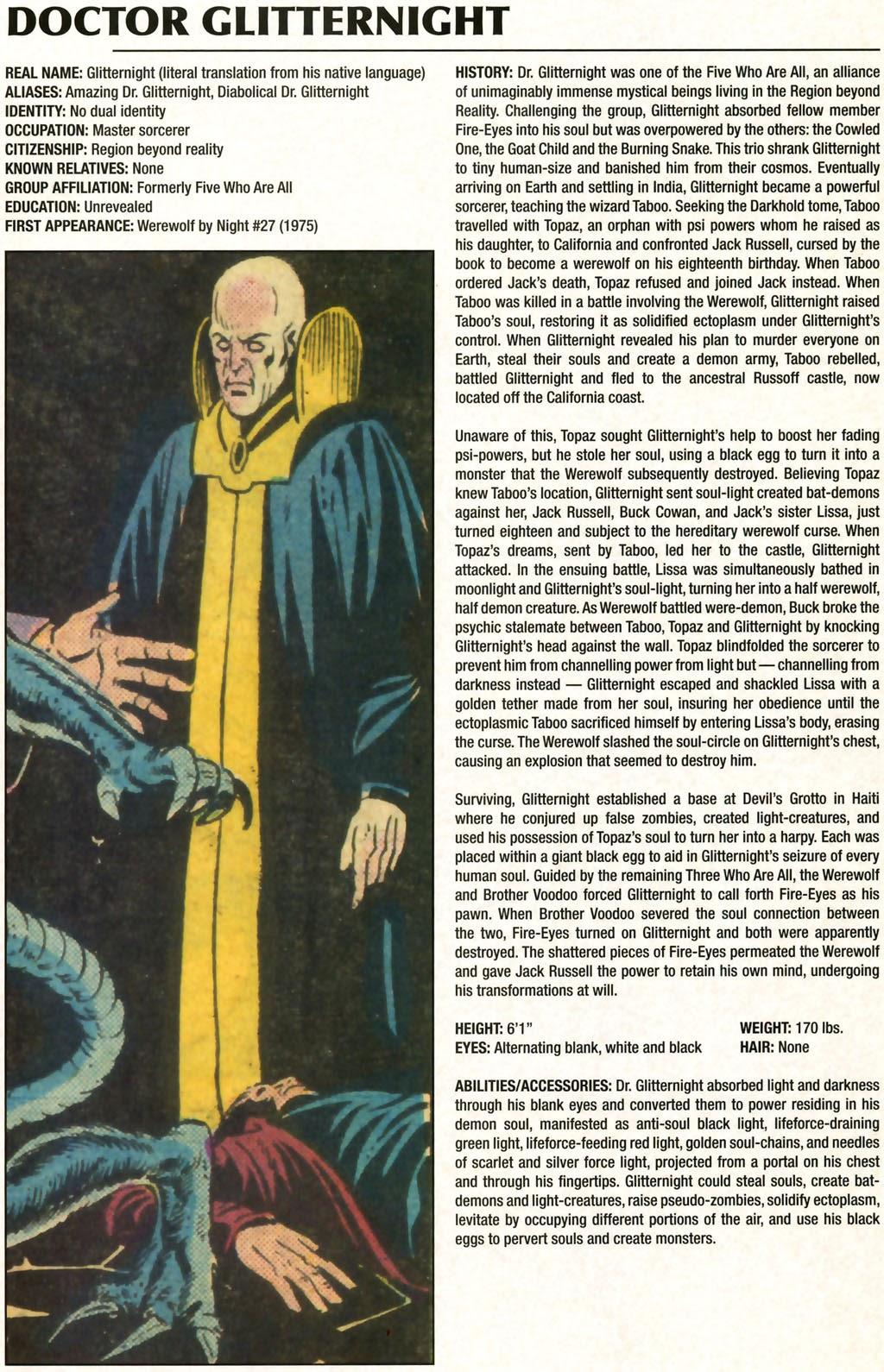 Read online Marvel Legacy: The 1970's Handbook comic -  Issue # Full - 22