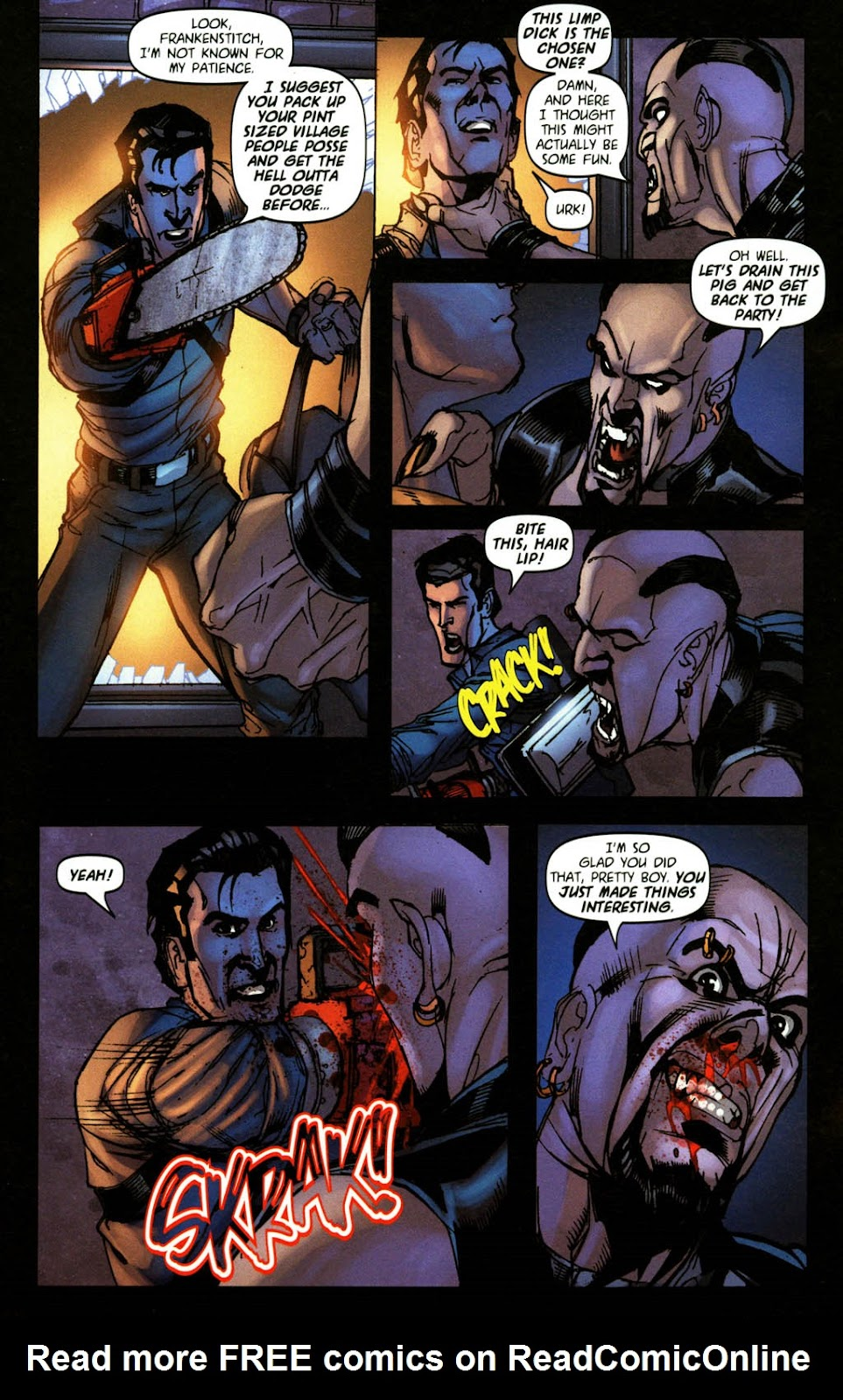 Army of Darkness (2006) Issue #9 #5 - English 4