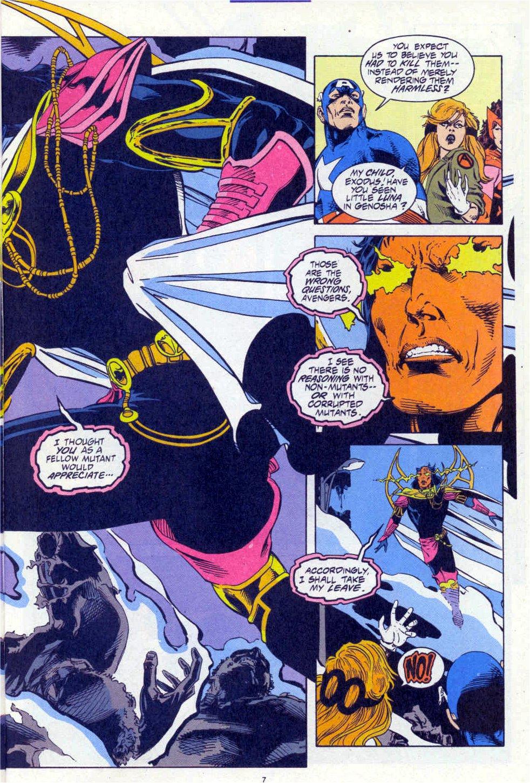 Avengers West Coast (1989) 101 Page 6
