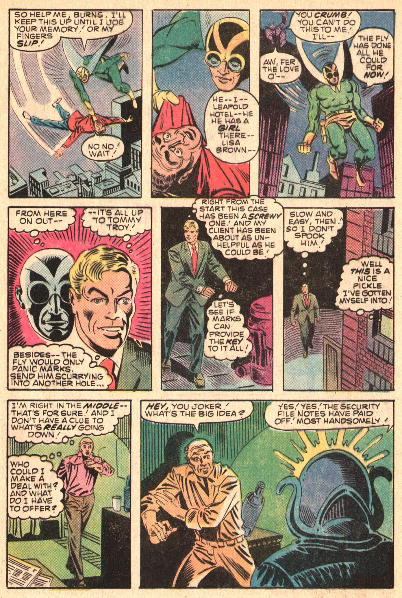 Read online The Fly (1983) comic -  Issue #5 - 5