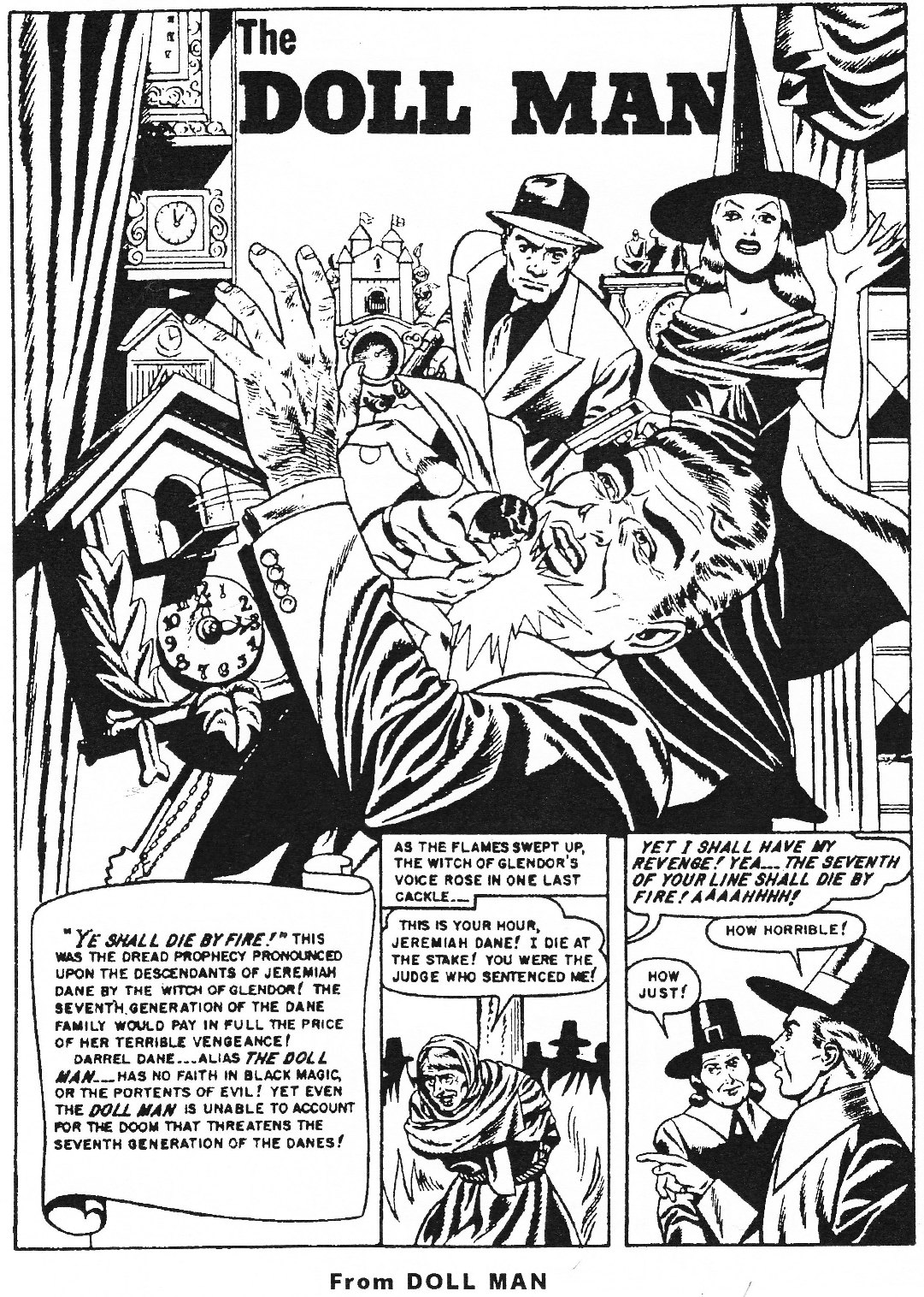 Read online Men of Mystery Comics comic -  Issue #73 - 60