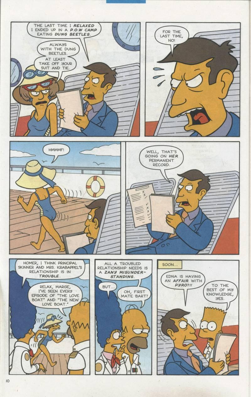Read online Simpsons Comics comic -  Issue #66 - 11