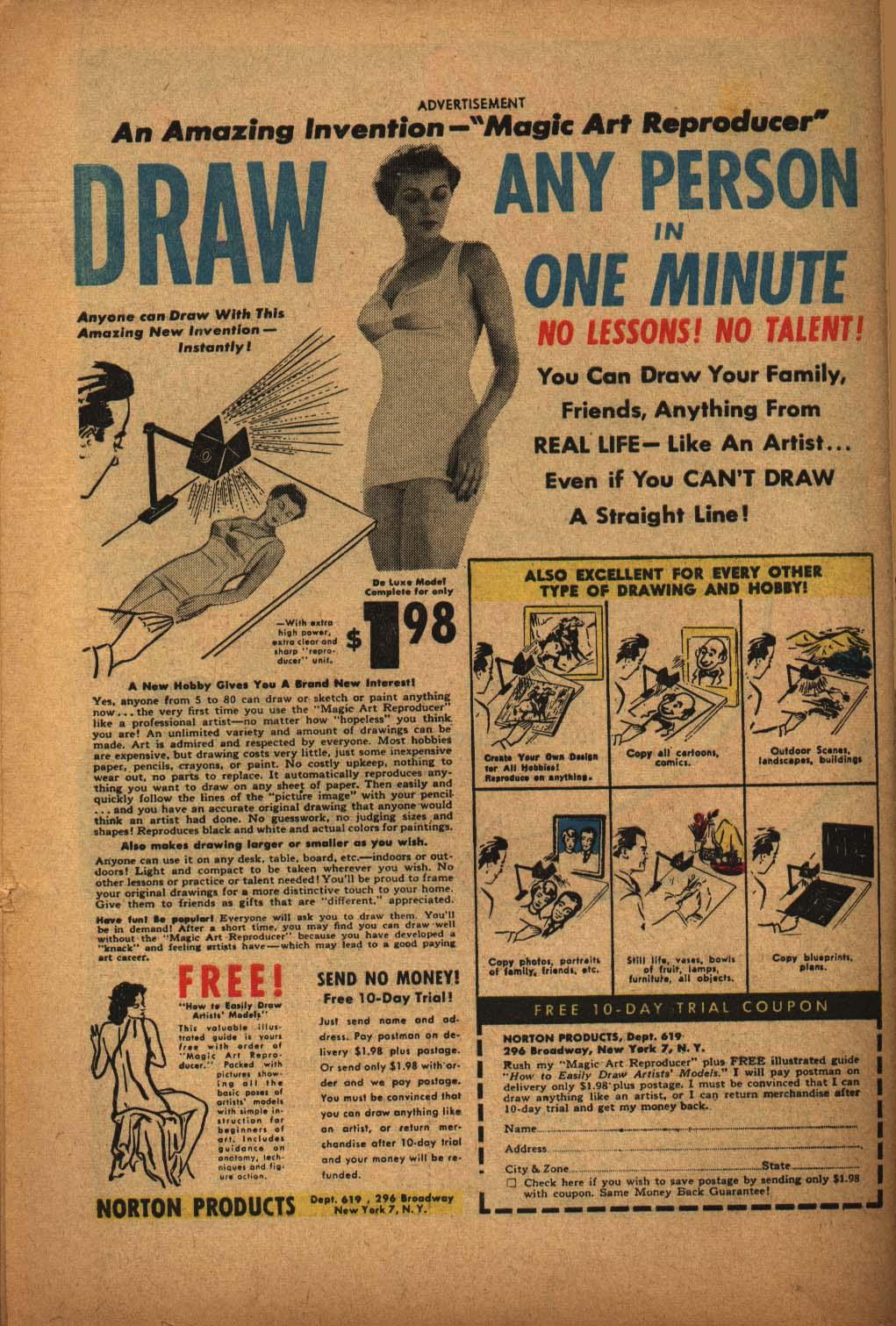 Read online Adventure Comics (1938) comic -  Issue #291 - 34