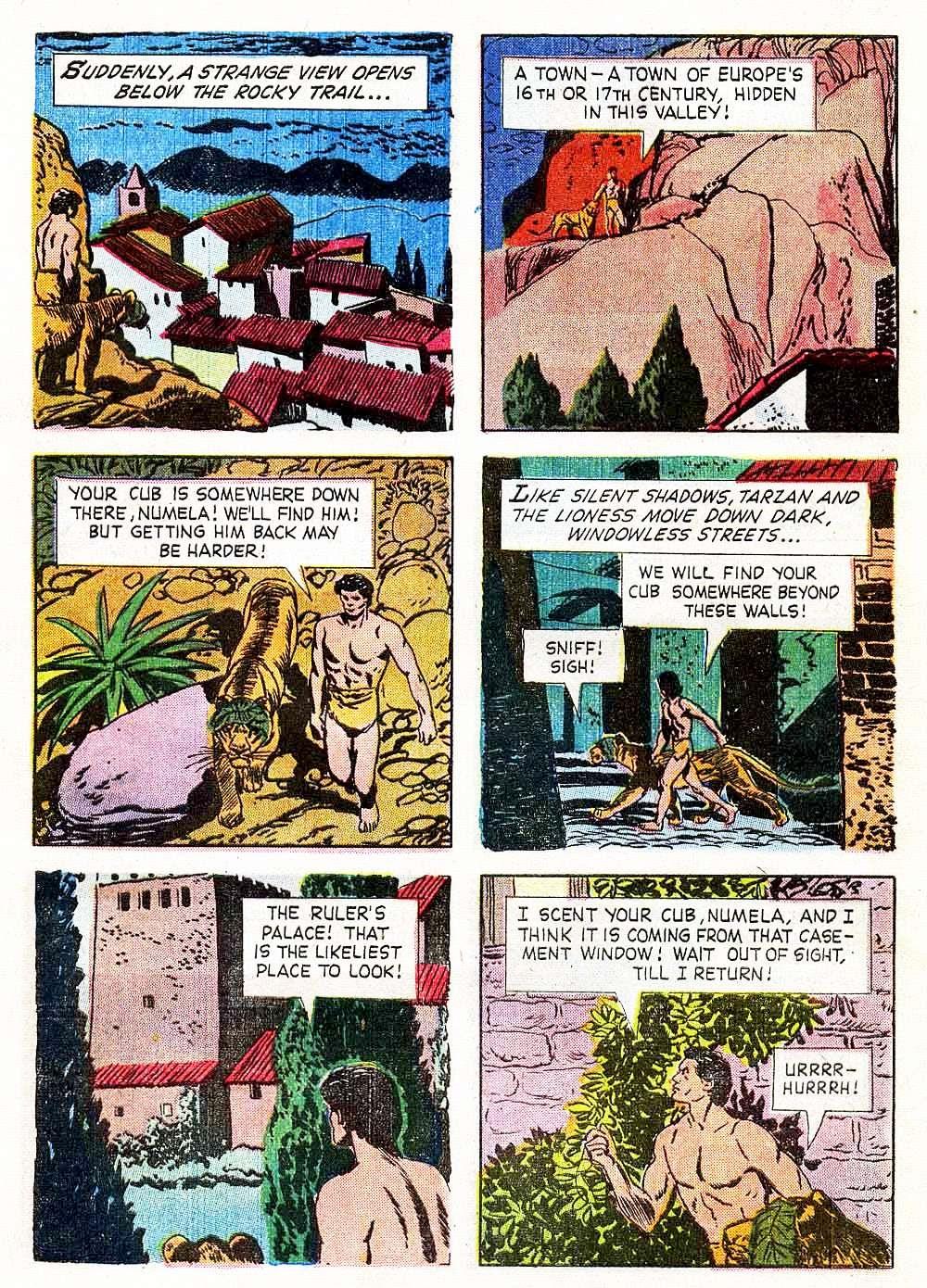 Tarzan (1962) issue 136 - Page 8