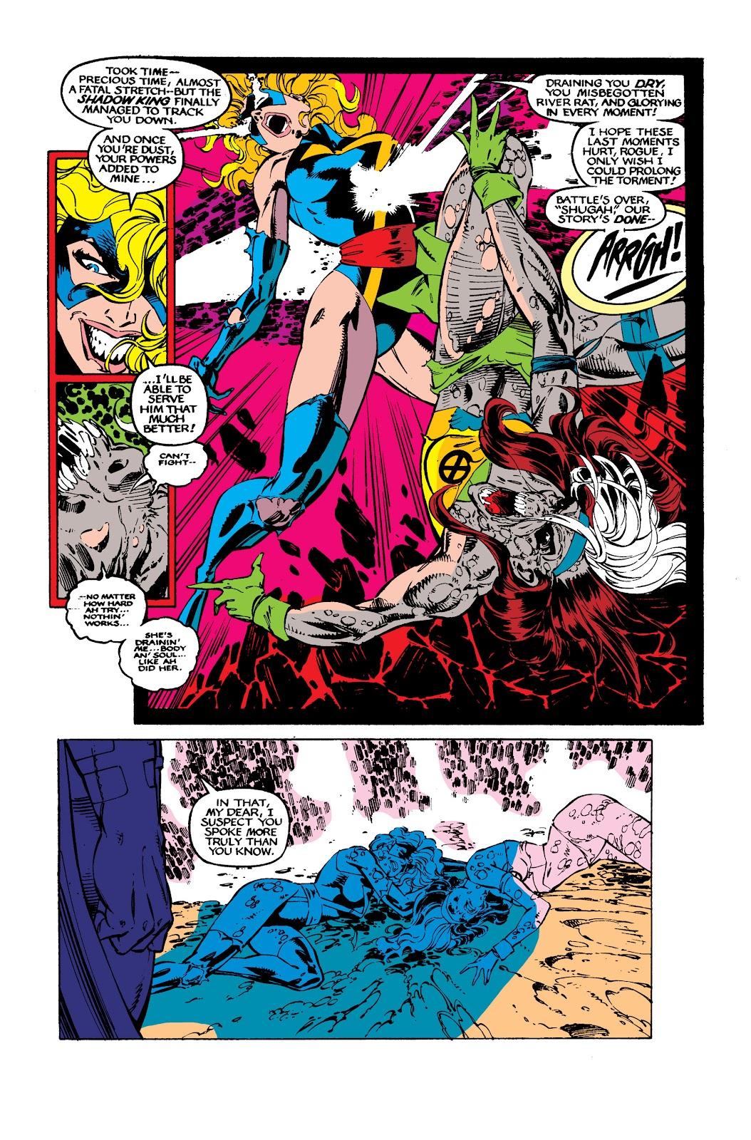 Uncanny X-Men (1963) issue 269 - Page 20