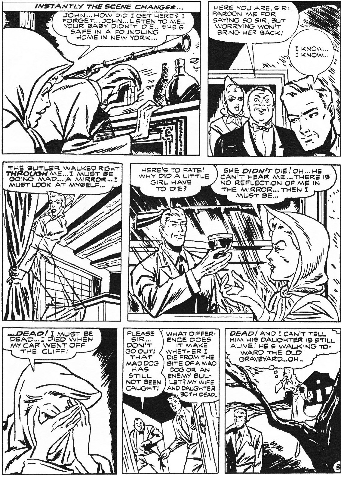 Read online Men of Mystery Comics comic -  Issue #82 - 213