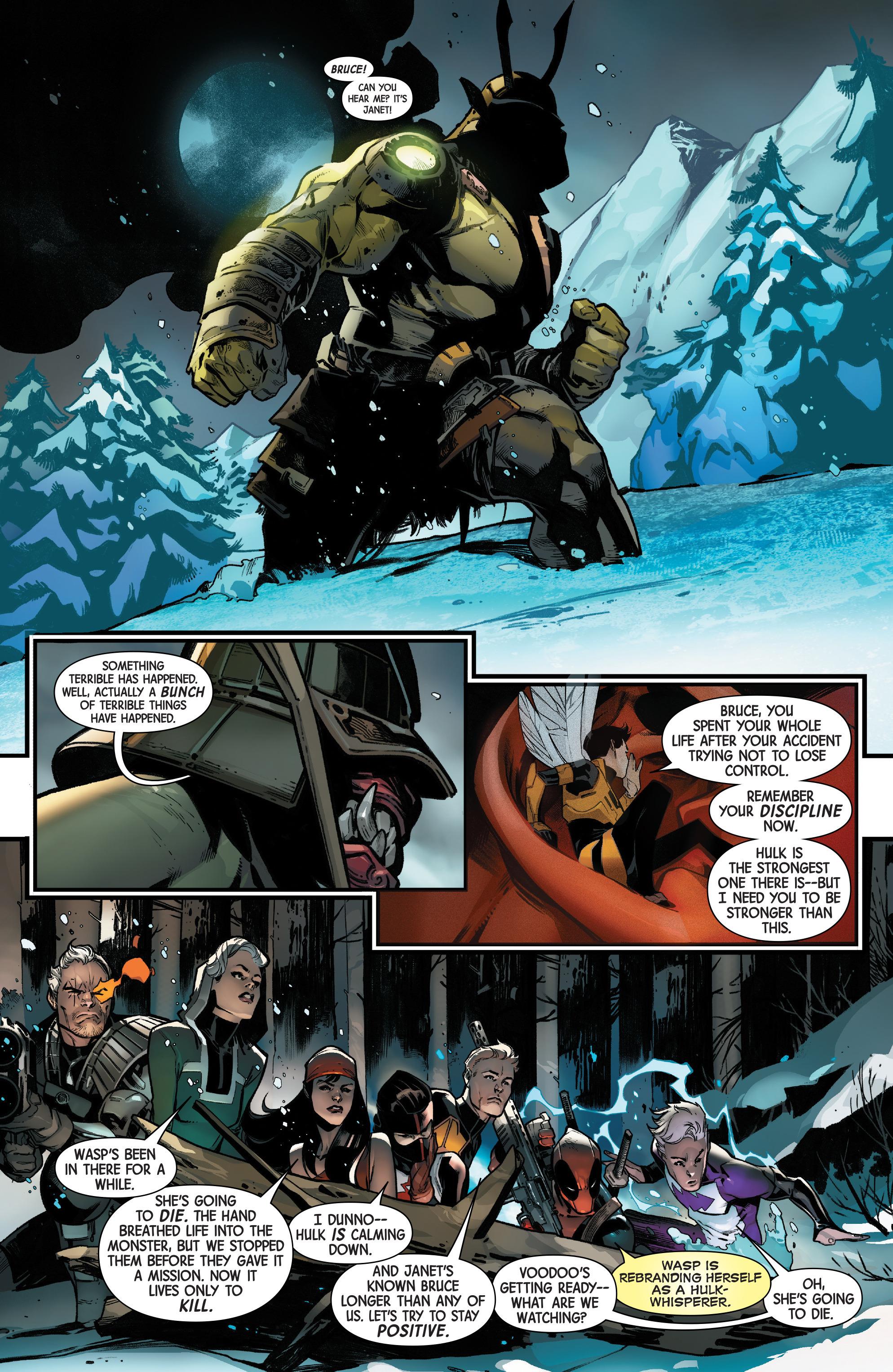 Read online Uncanny Avengers [II] comic -  Issue #16 - 19