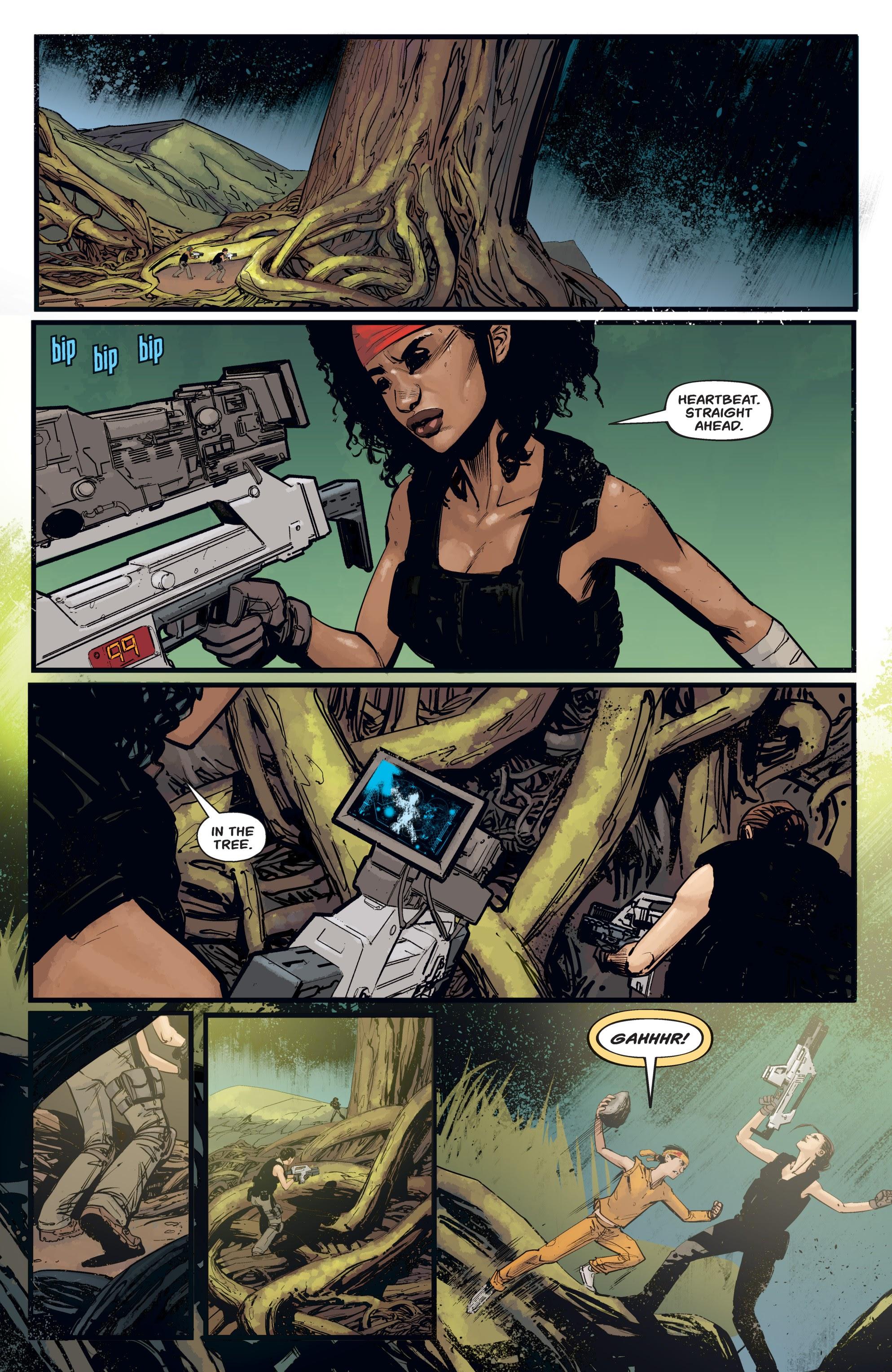 Read online Aliens: Resistance comic -  Issue # _TPB - 78
