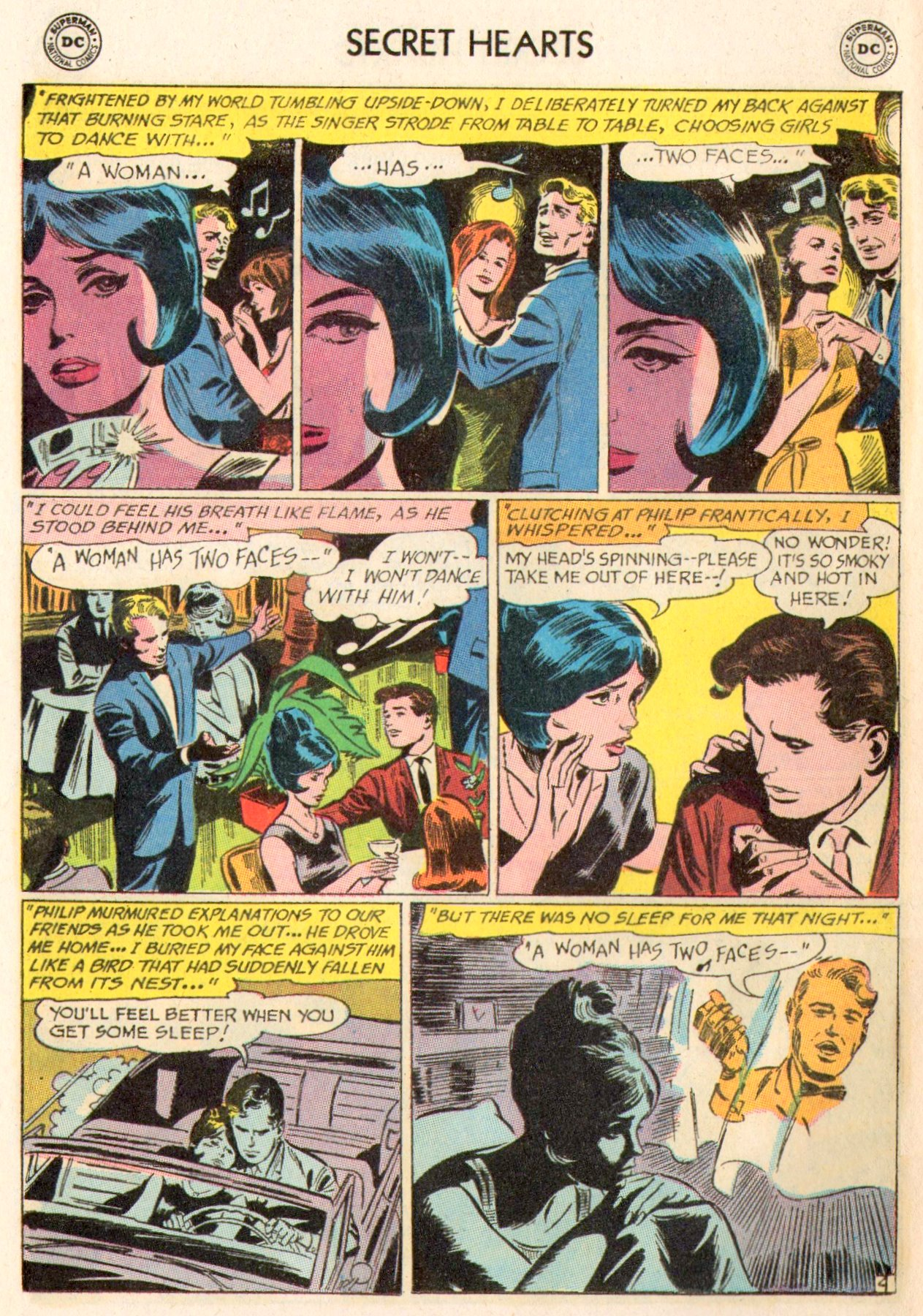 Read online Secret Hearts comic -  Issue #104 - 24