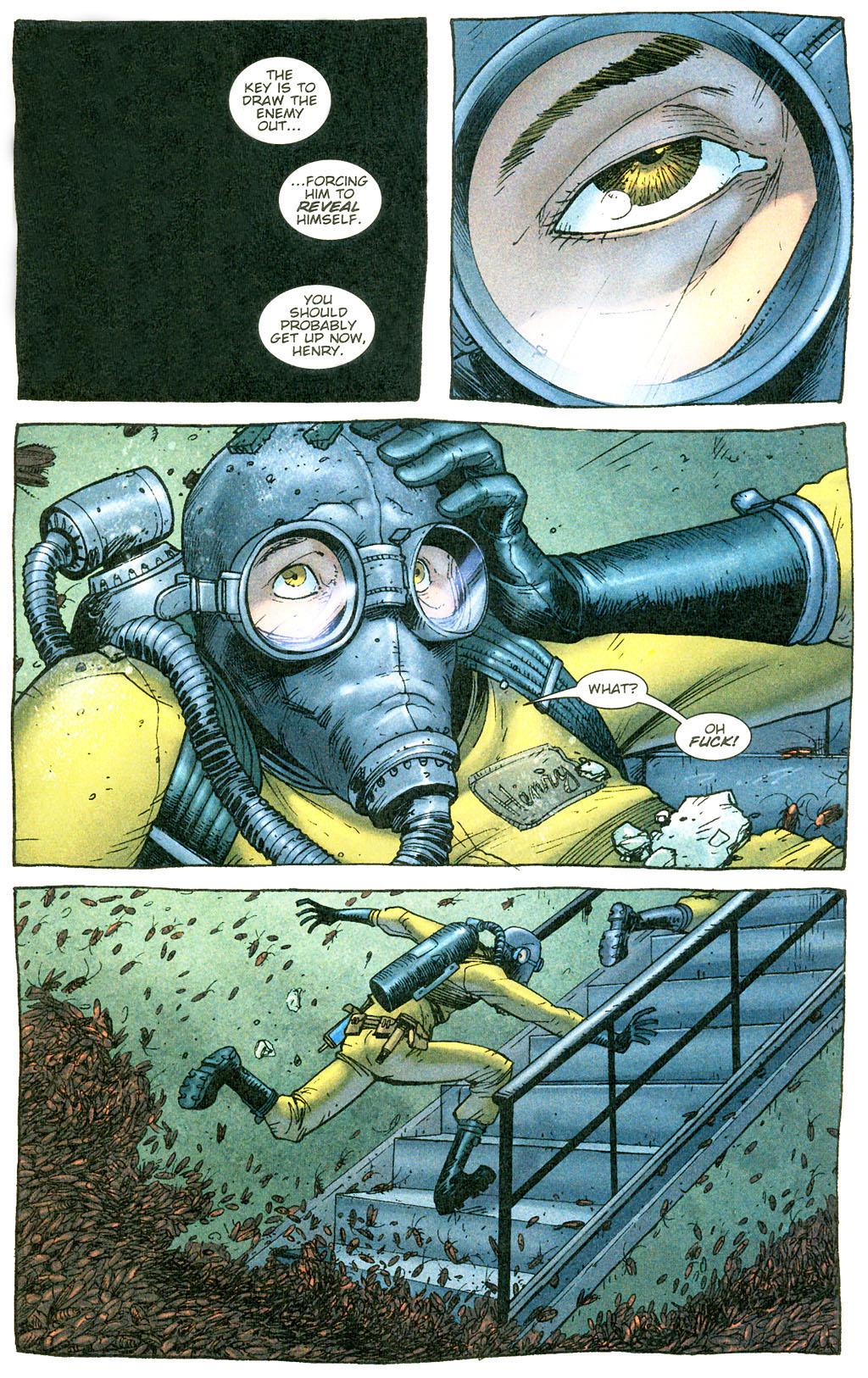 Read online The Exterminators comic -  Issue #5 - 12