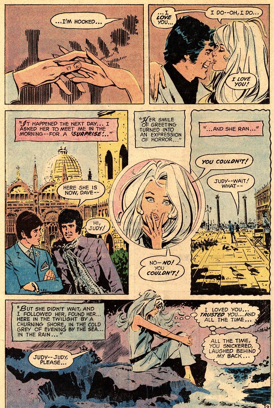 Read online Secret Hearts comic -  Issue #150 - 12
