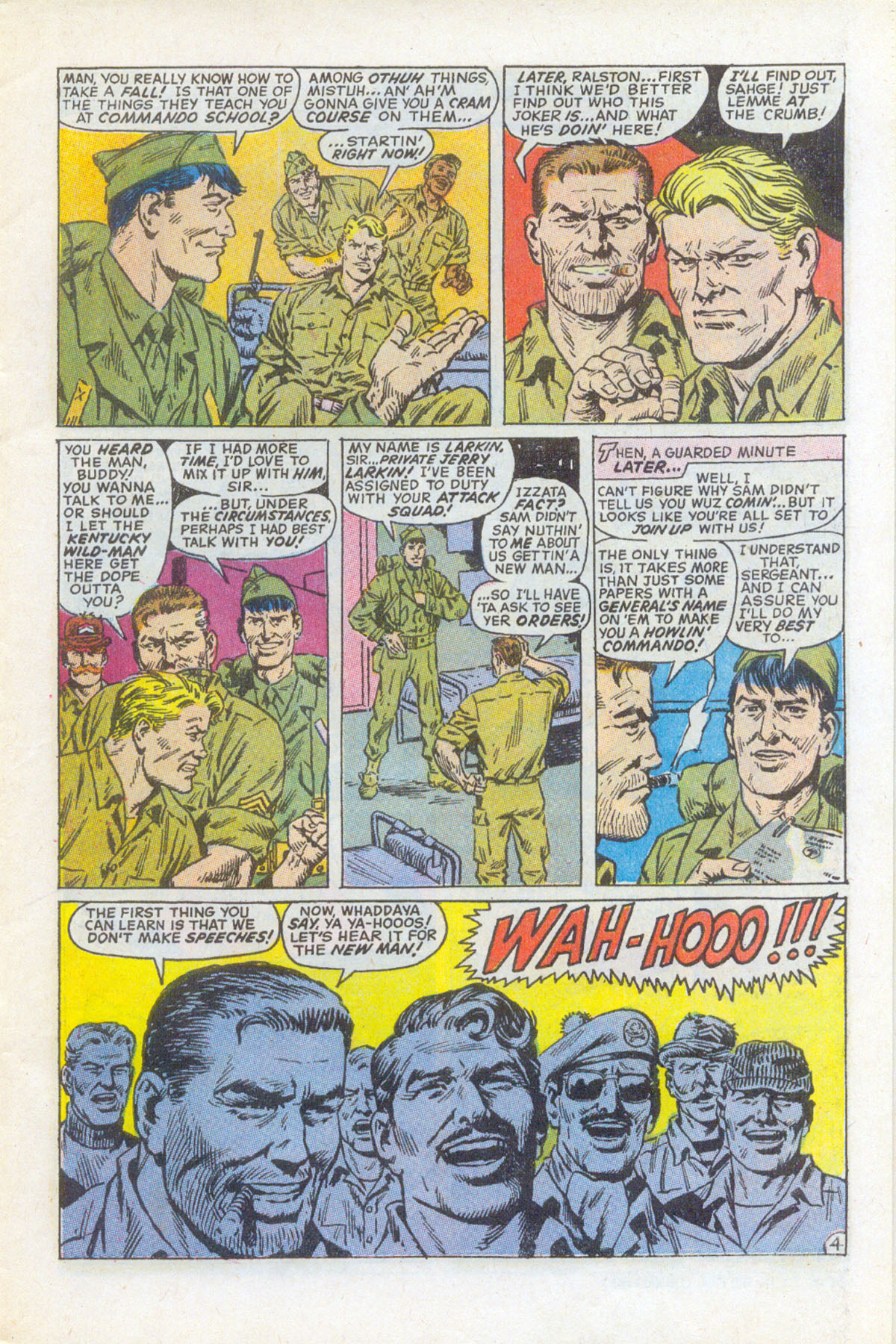 Read online Sgt. Fury comic -  Issue #159 - 6