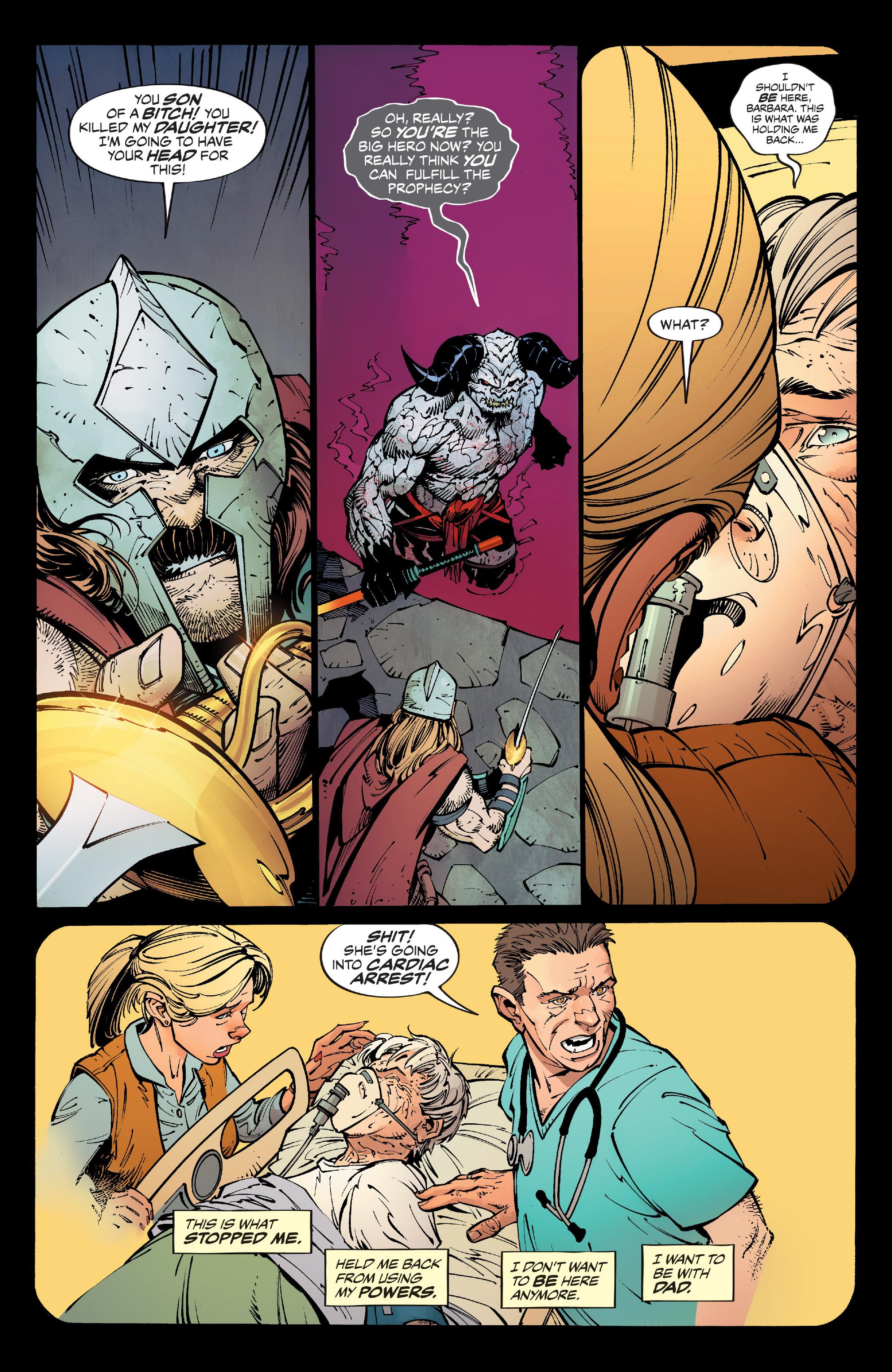 Read online Reborn comic -  Issue #6 - 24