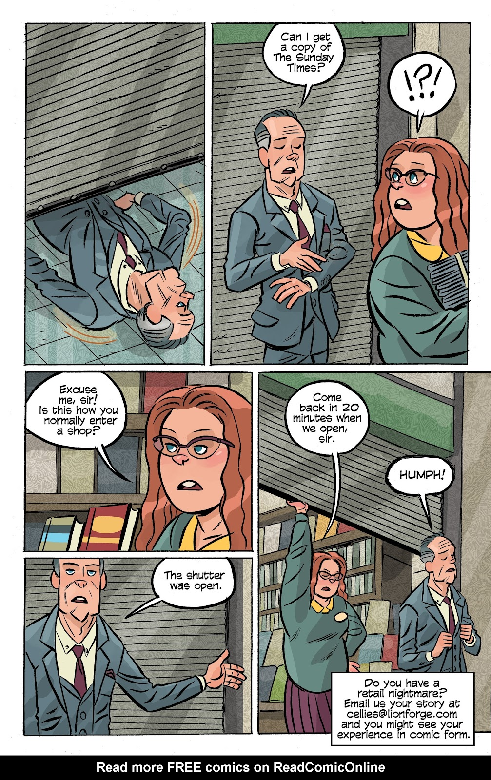 Read online Cellies comic -  Issue #7 - 26