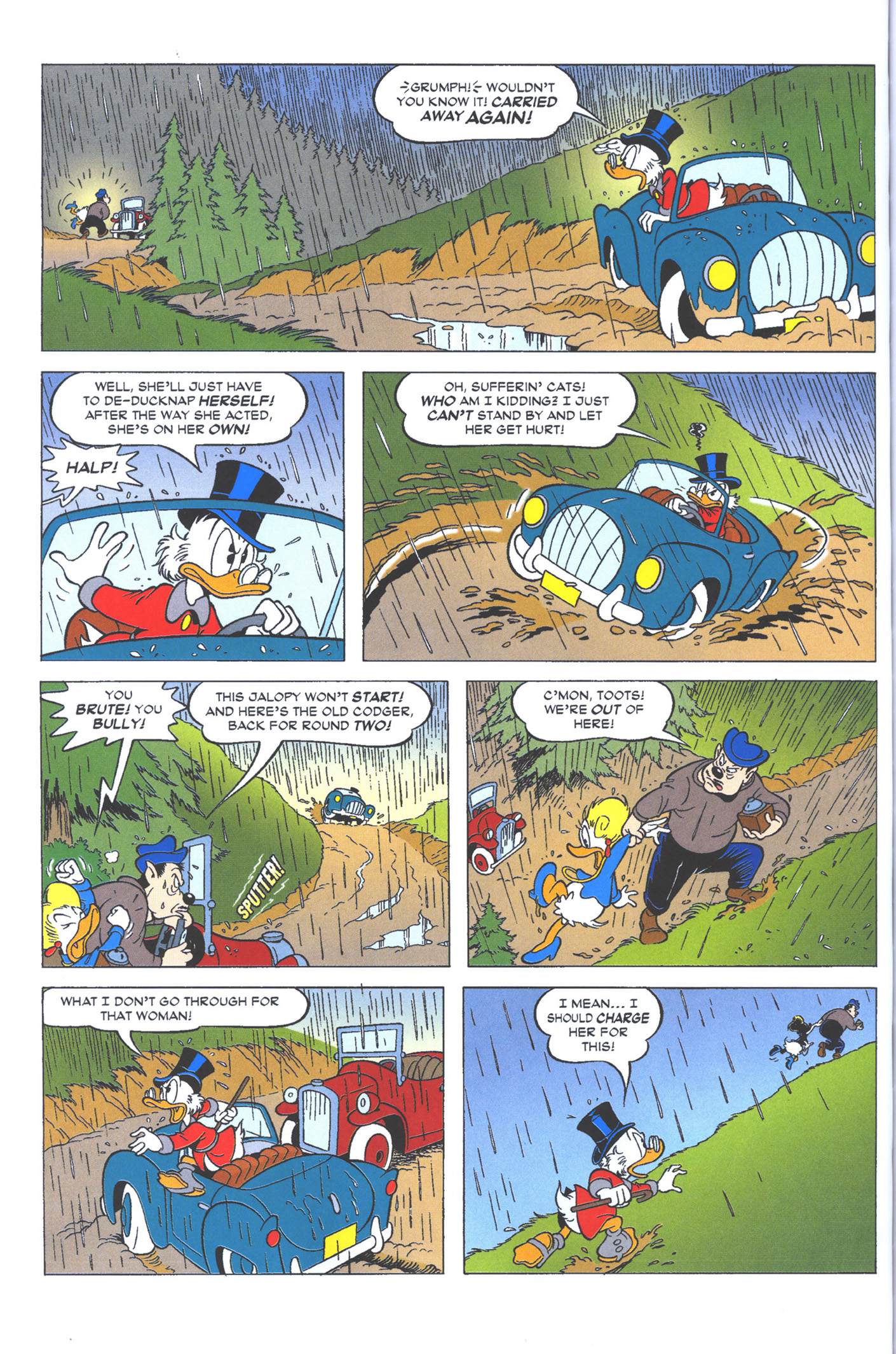 Read online Uncle Scrooge (1953) comic -  Issue #374 - 42