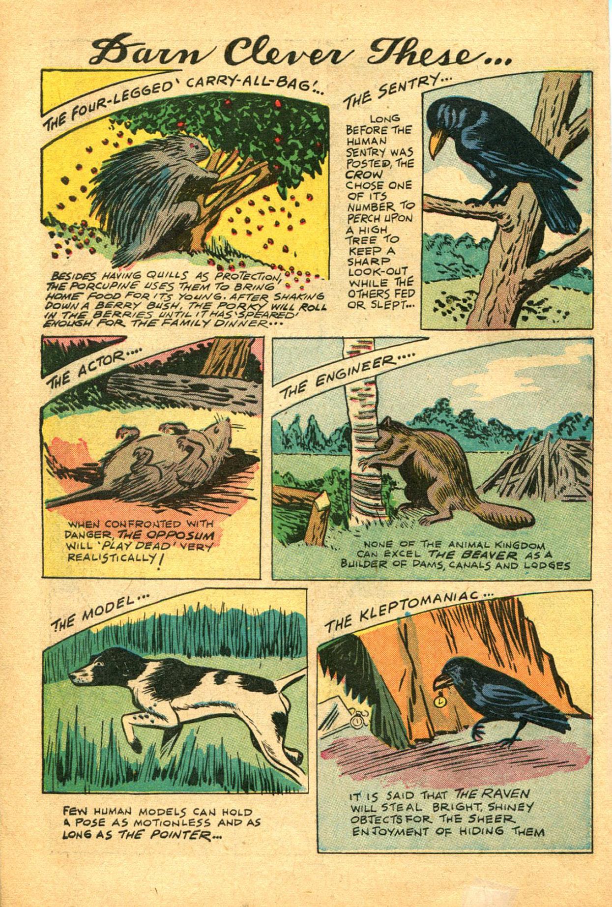 Read online Shadow Comics comic -  Issue #78 - 50