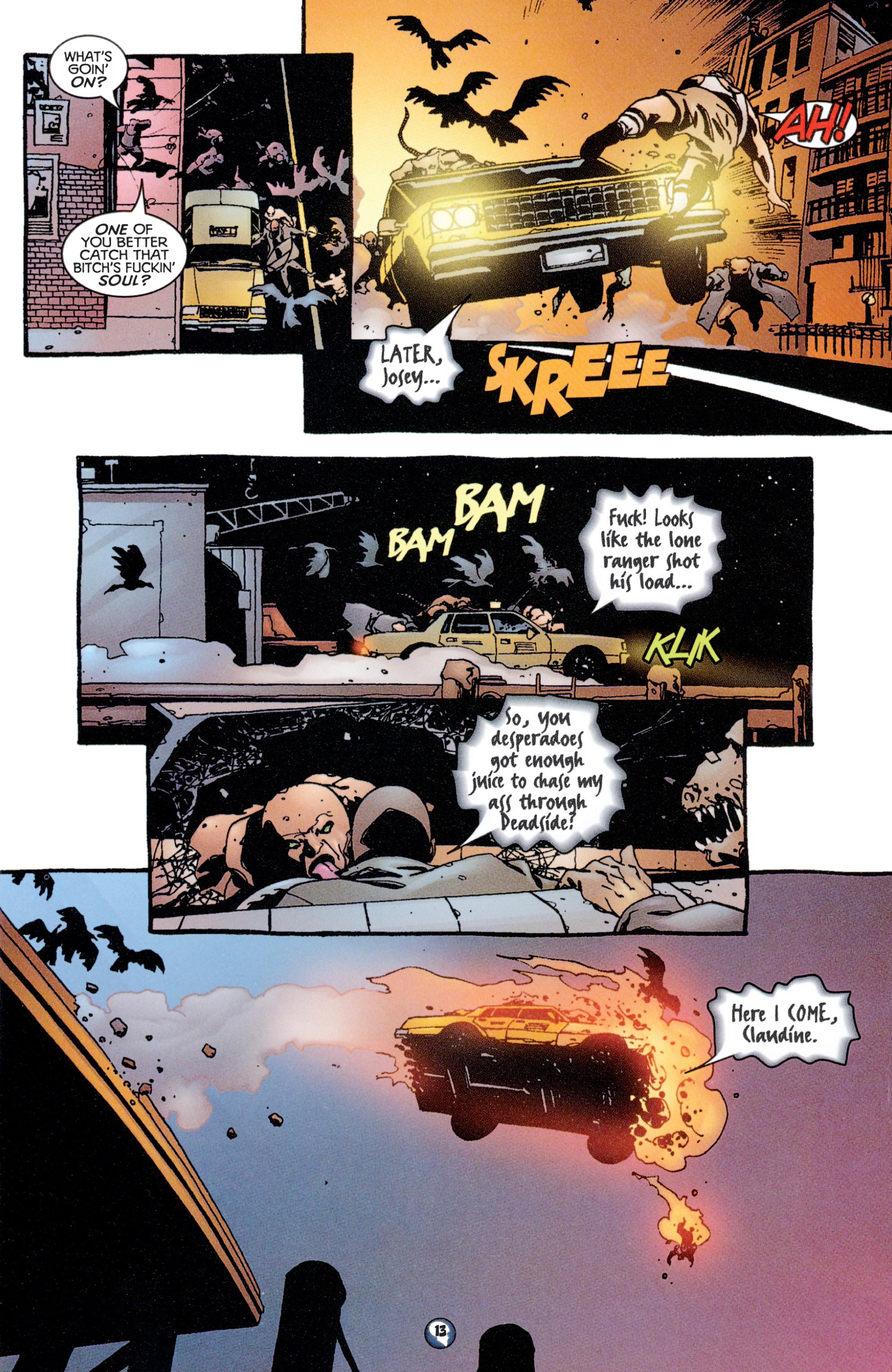 Read online Shadowman (1997) comic -  Issue #8 - 11