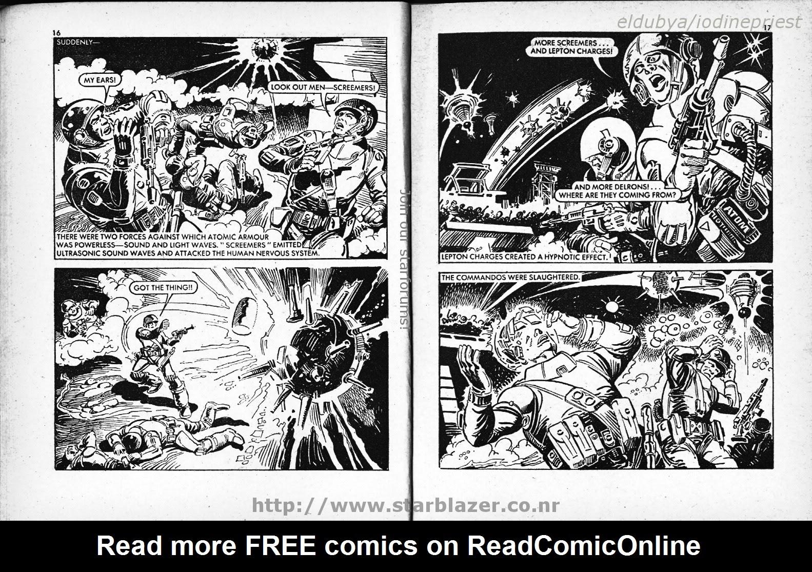 Starblazer issue 65 - Page 10