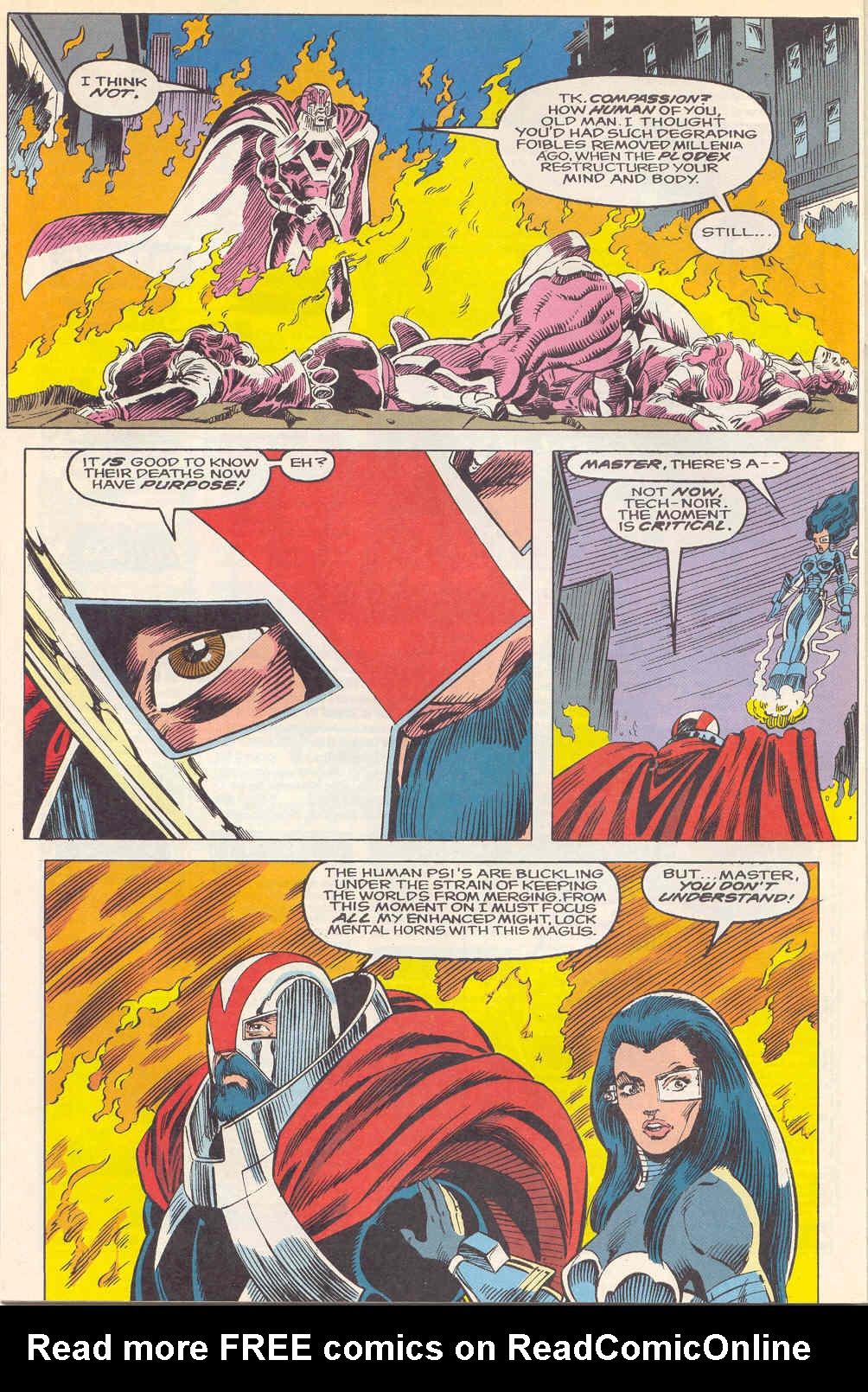 Read online Alpha Flight (1983) comic -  Issue #112 - 17