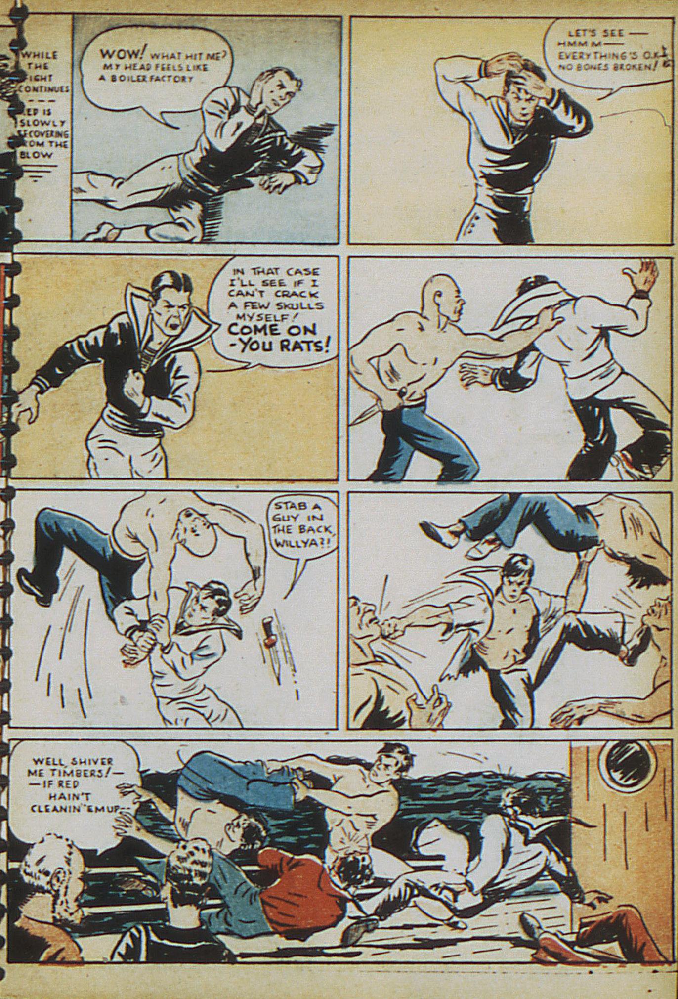 Read online Adventure Comics (1938) comic -  Issue #15 - 11