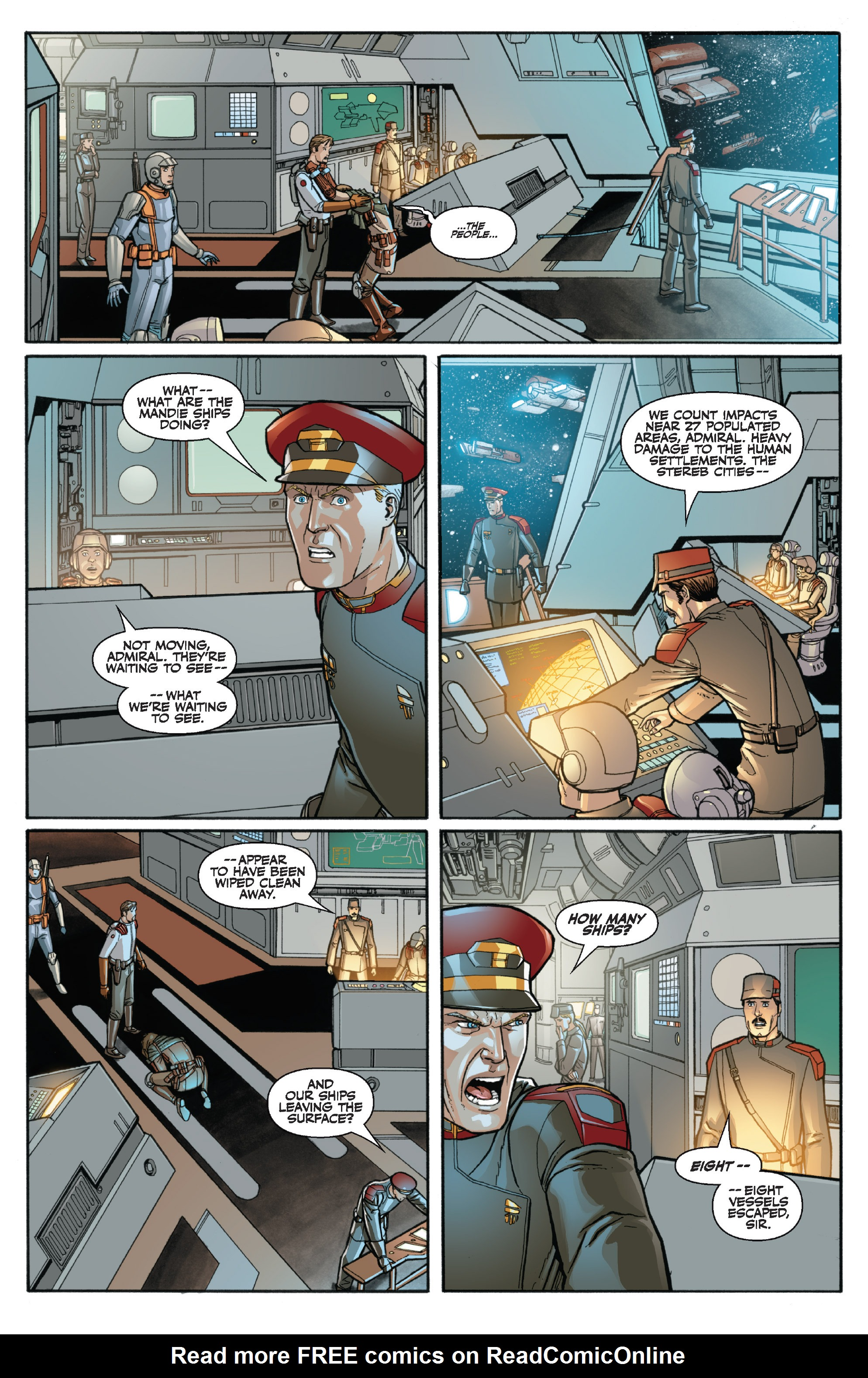 Read online Star Wars Omnibus comic -  Issue # Vol. 29 - 337
