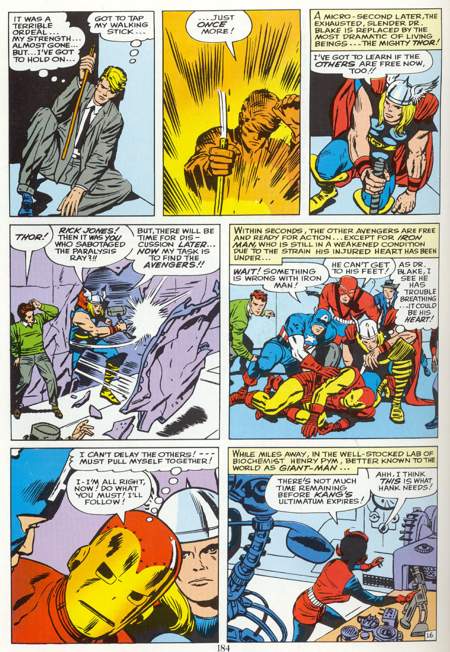 The Avengers (1963) 8 Page 16