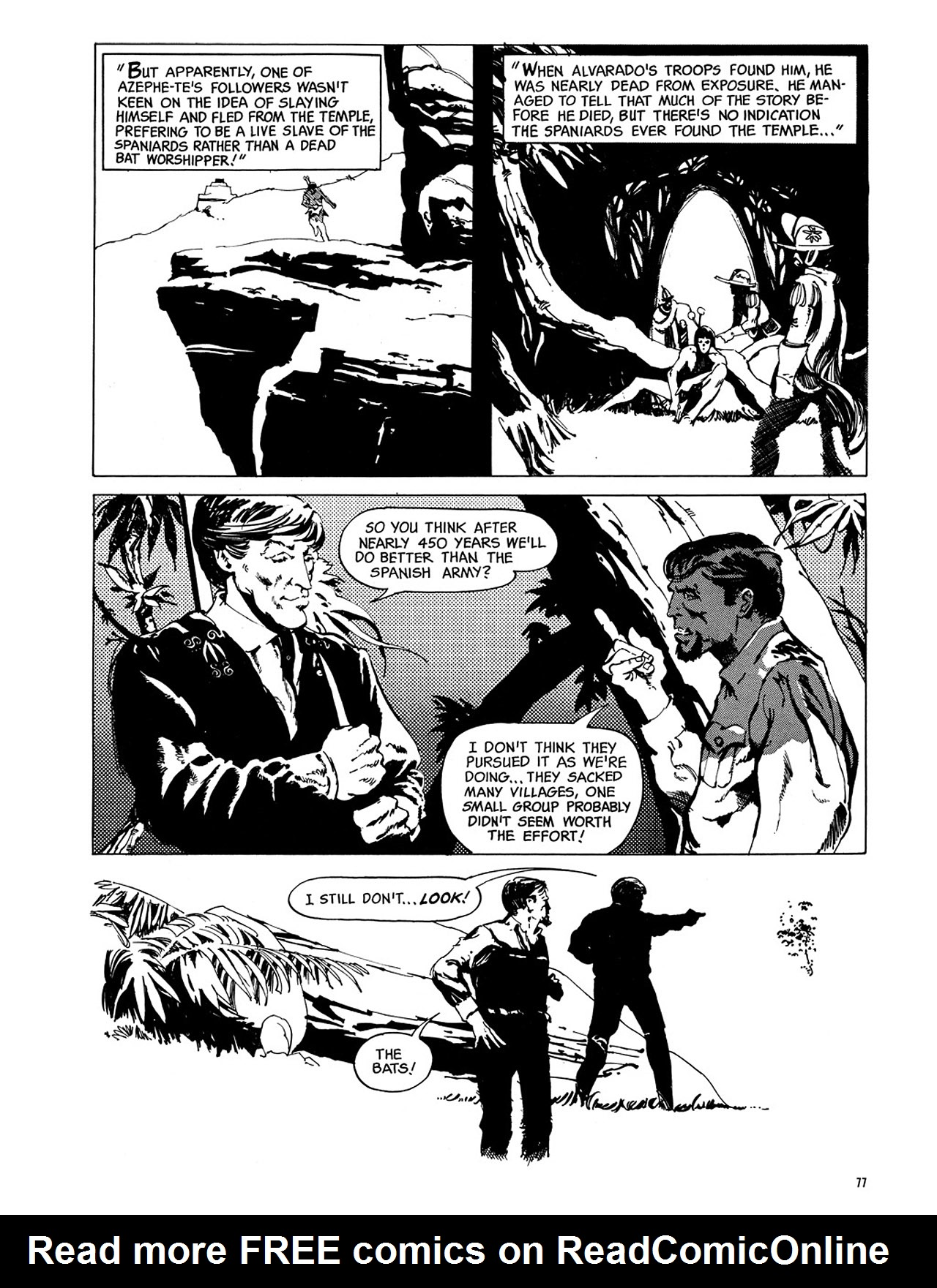 Read online Eerie Archives comic -  Issue # TPB 3 - 78