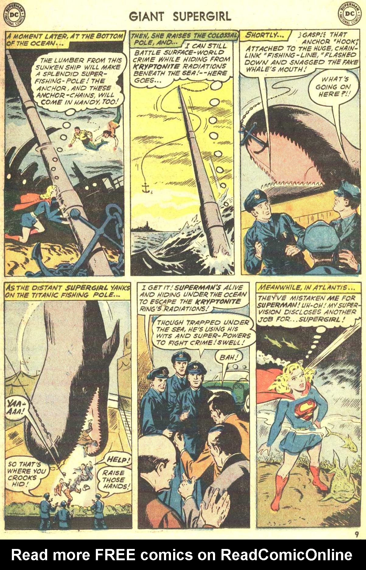 Read online Action Comics (1938) comic -  Issue #360 - 10
