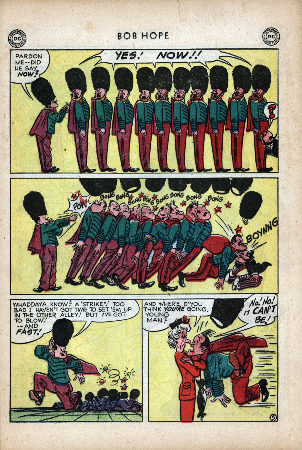 The Adventures of Bob Hope issue 11 - Page 27