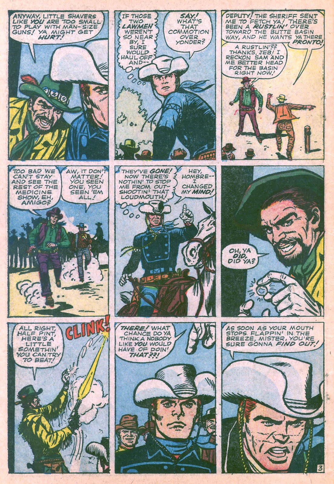 The Rawhide Kid (1955) issue 36 - Page 30