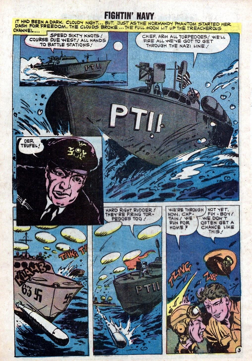 Read online Fightin' Navy comic -  Issue #94 - 28