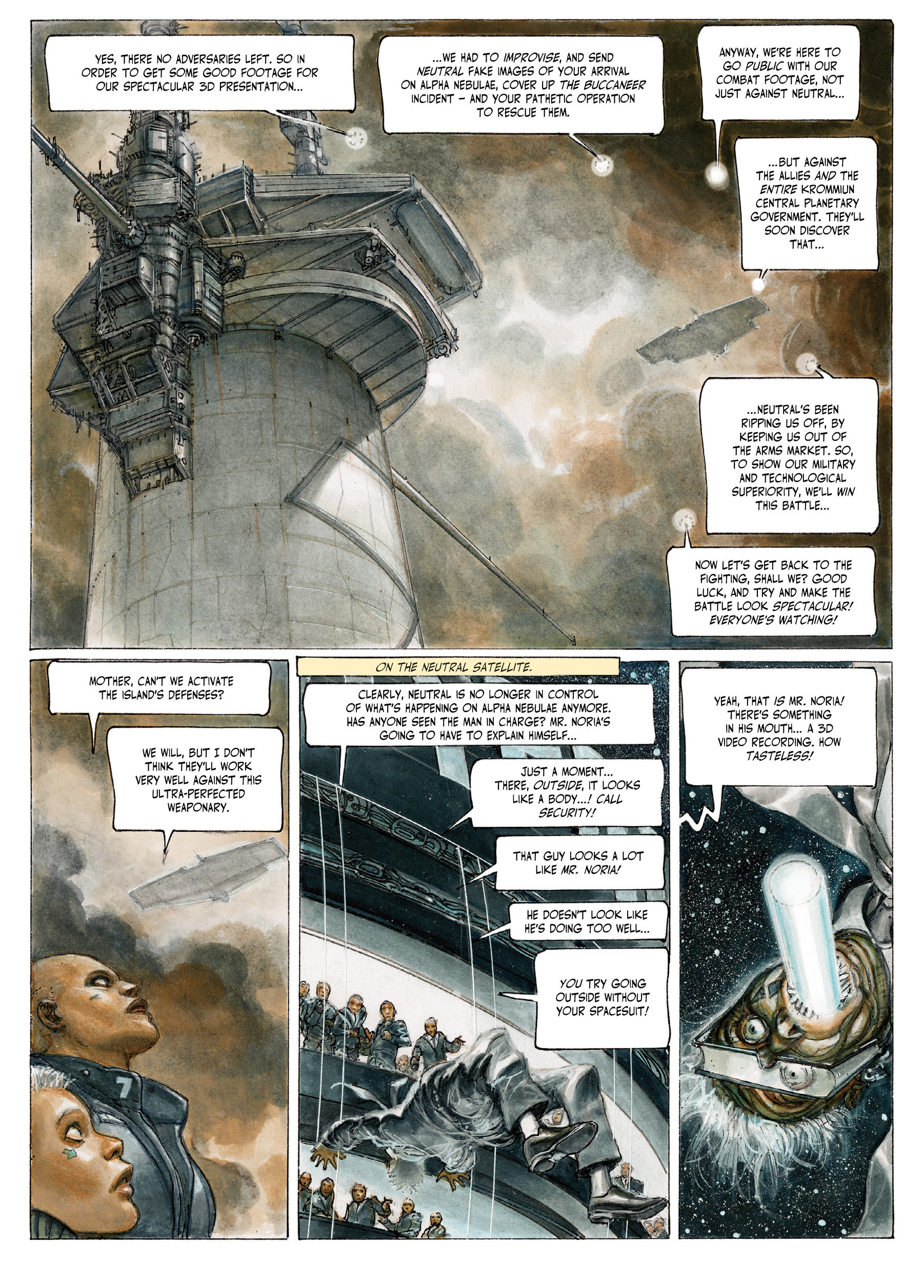 Read online The Fourth Power comic -  Issue #4 - 46