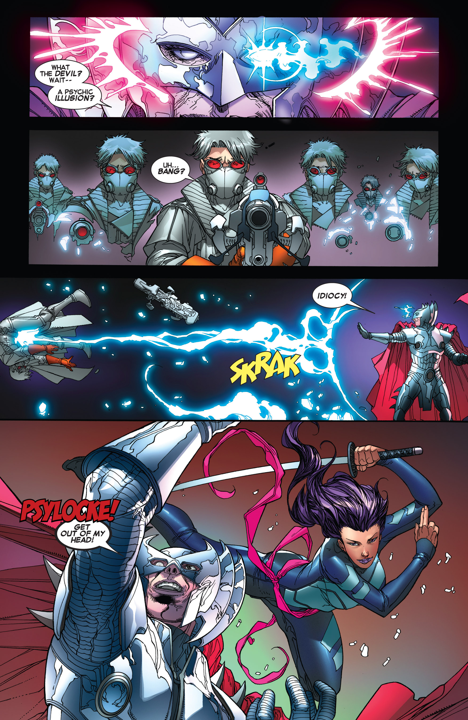 Read online Uncanny X-Force (2013) comic -  Issue #17 - 9