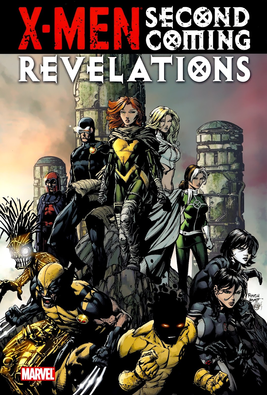 Read online X-Men: Second Coming Revelations comic -  Issue # TPB (Part 1) - 1