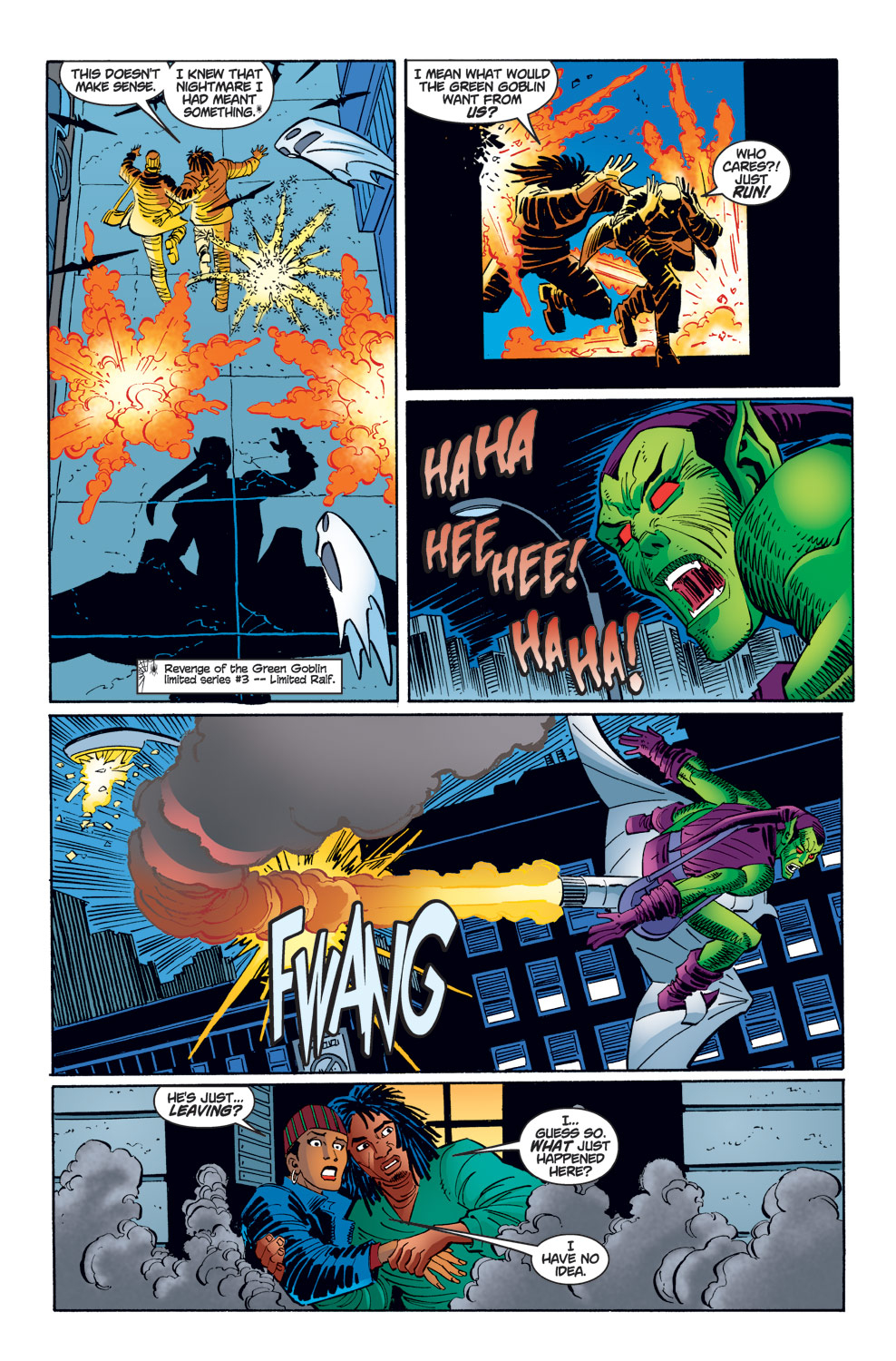 The Amazing Spider-Man (1999) 25 Page 6