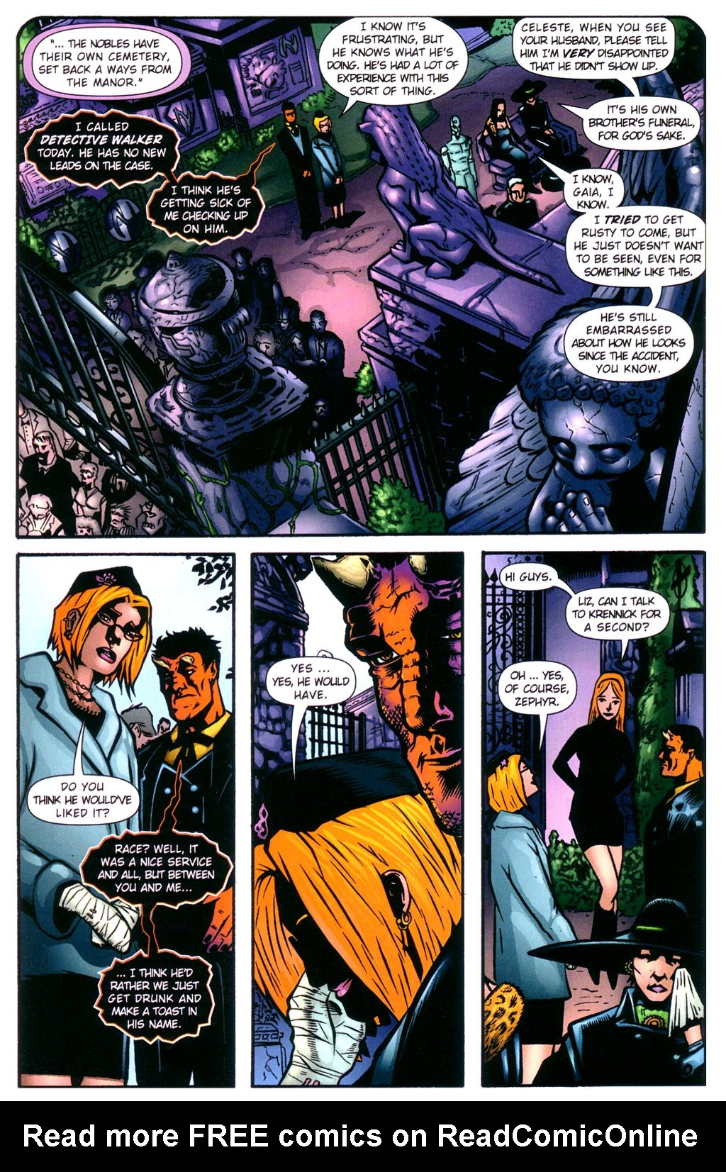 Read online Noble Causes (2002) comic -  Issue #2 - 8